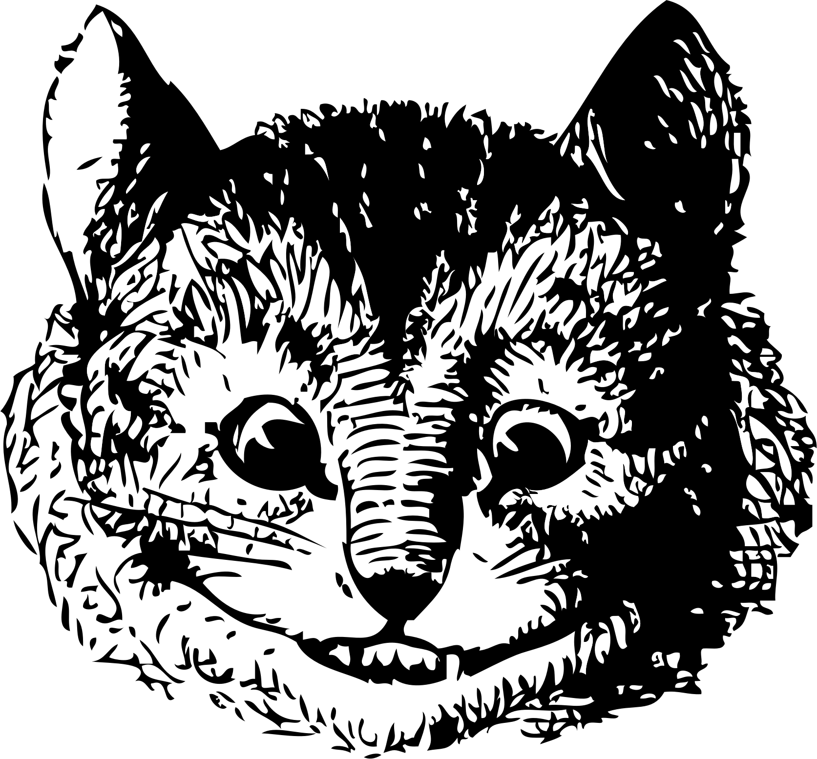 The Cheshire cat from Alice in wonderland by kinetoons