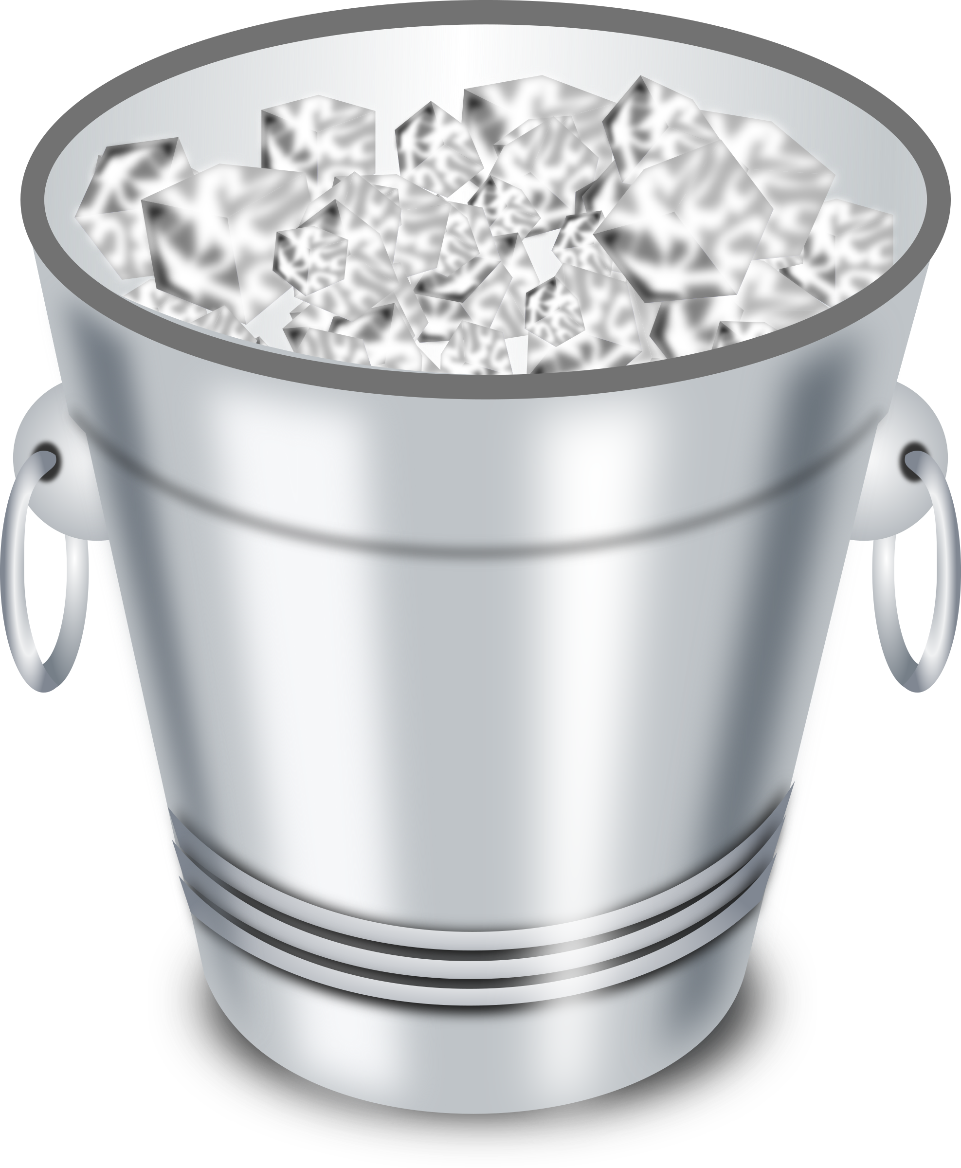 Ice bucket by Chrisdesign