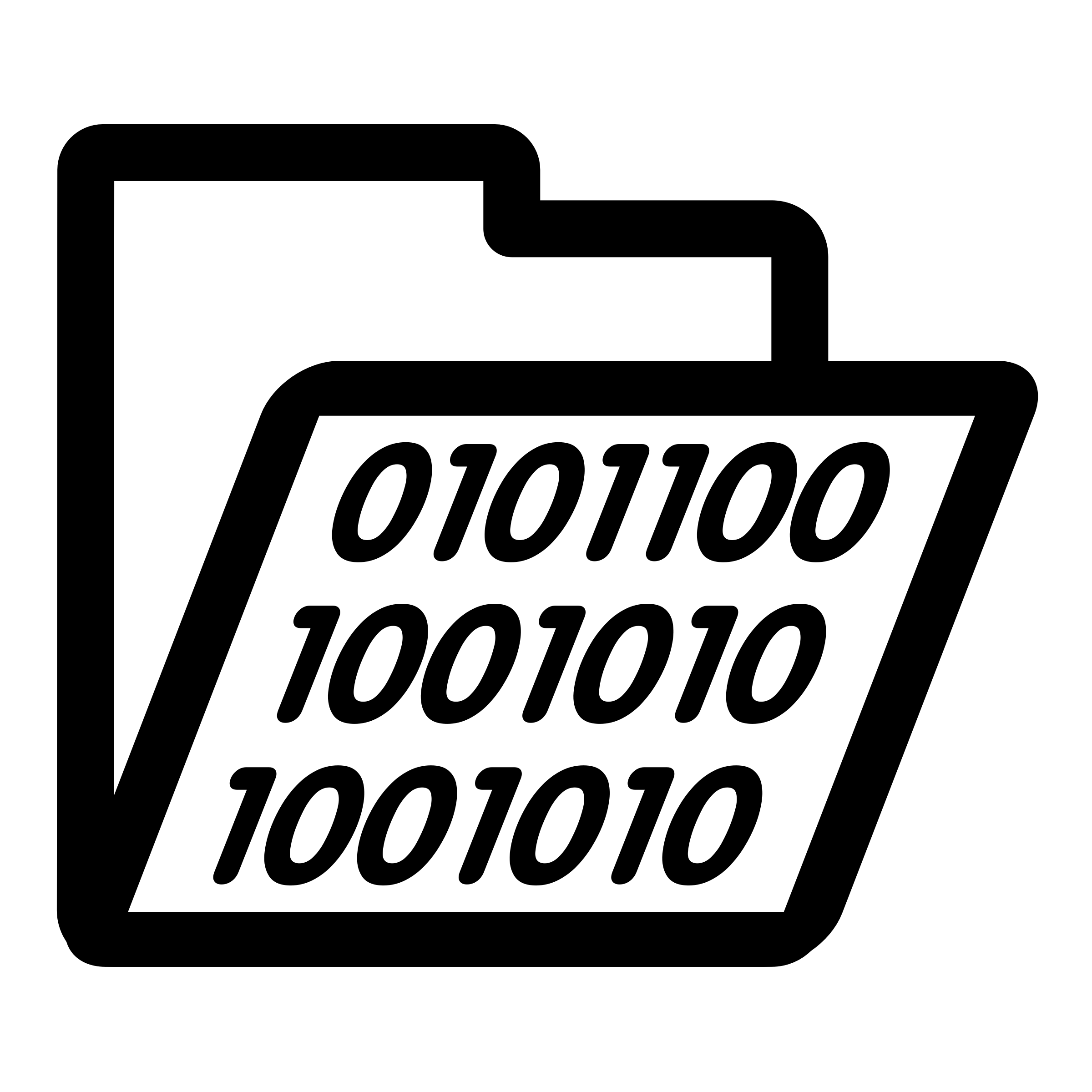 binary icon png - photo #47