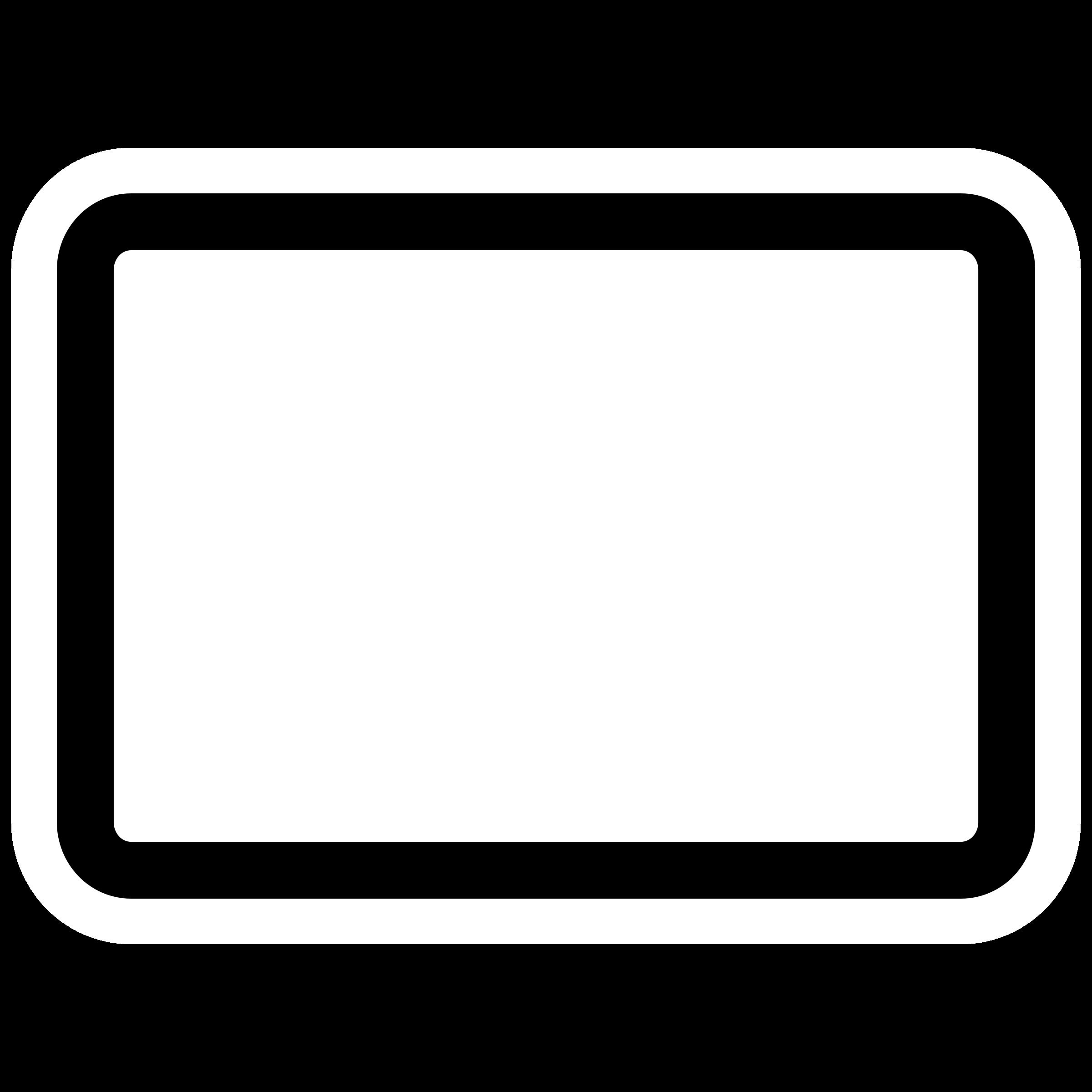 Clipart Mono Frame