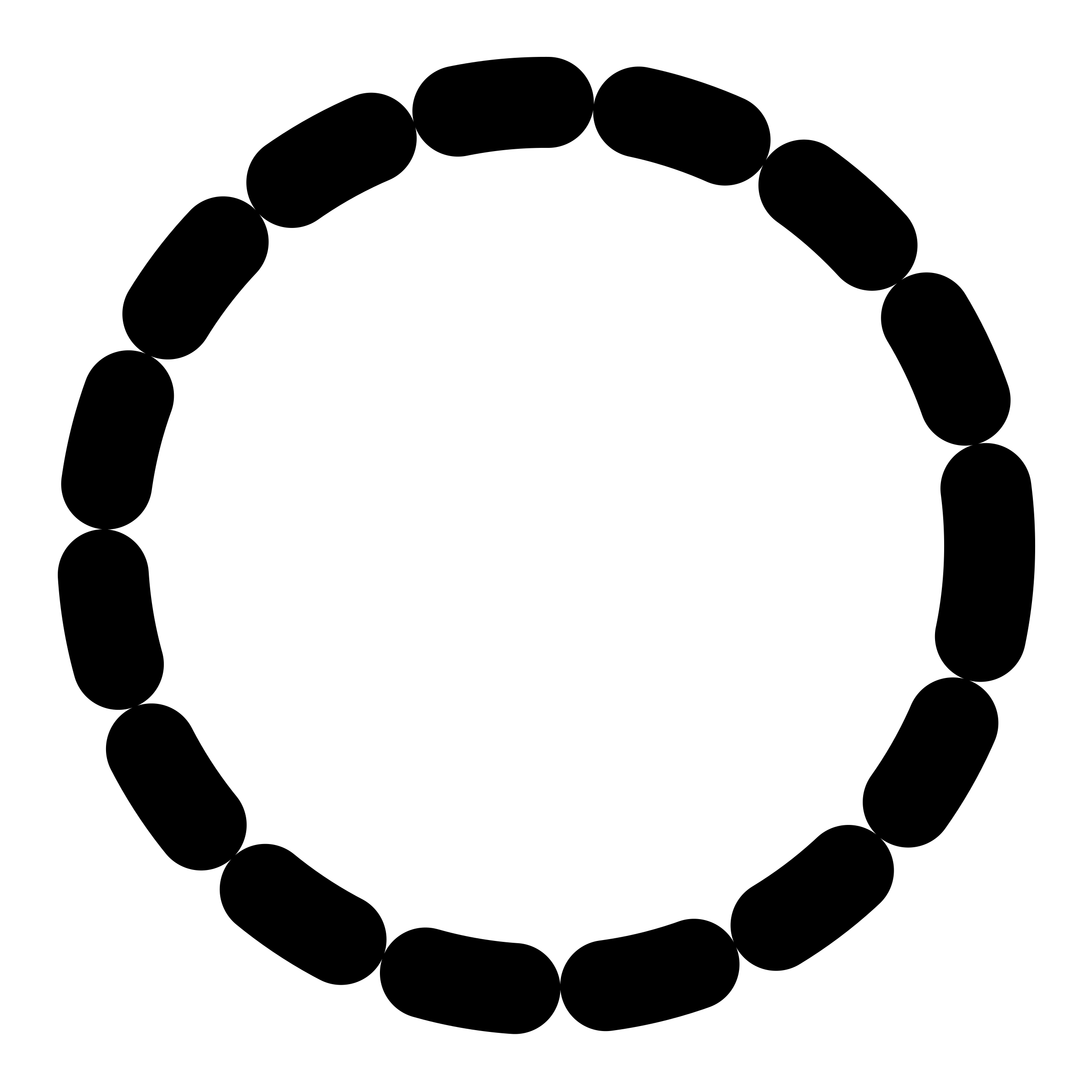 mono mini circle by dannya