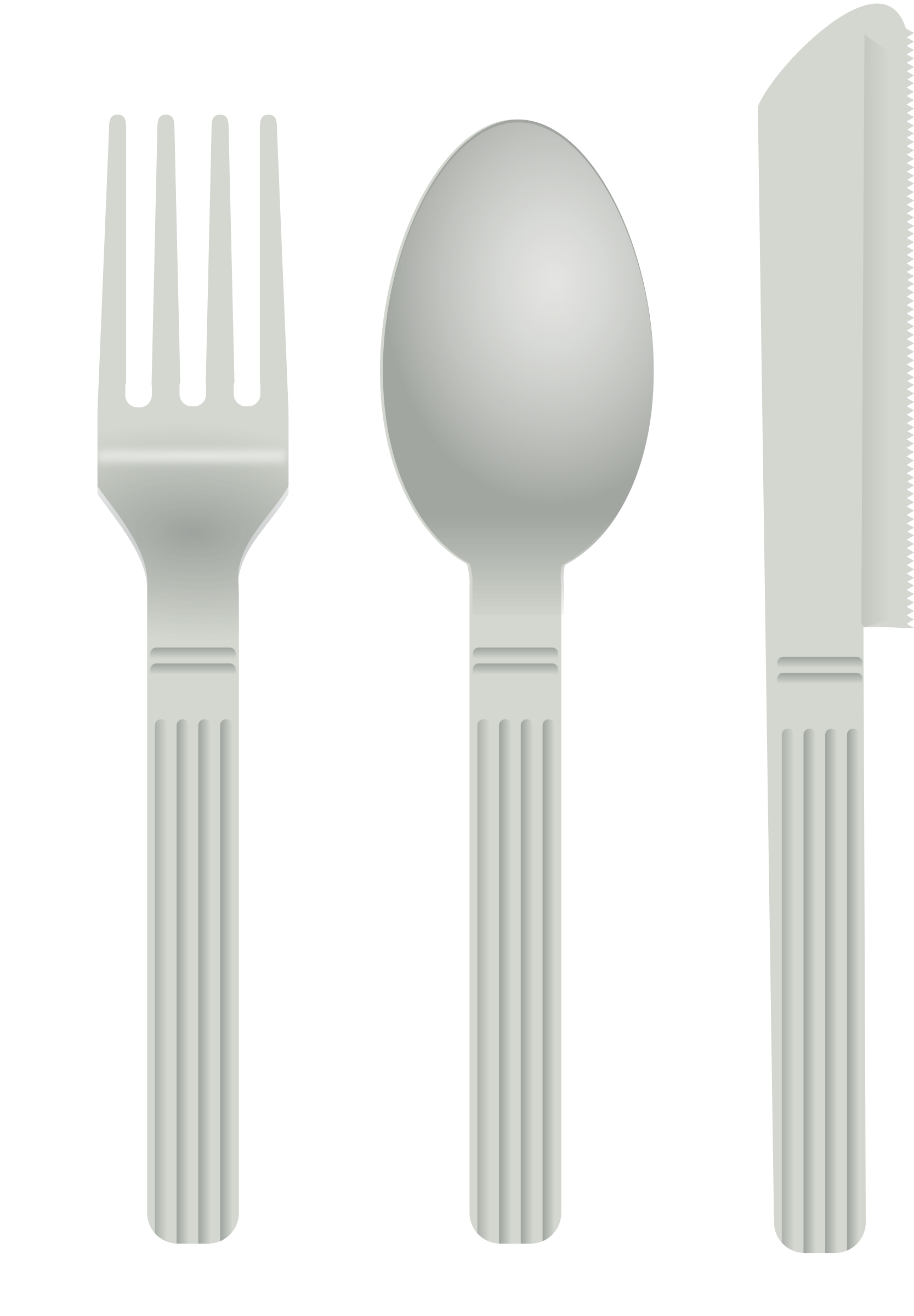 fork and spoon by rg1024