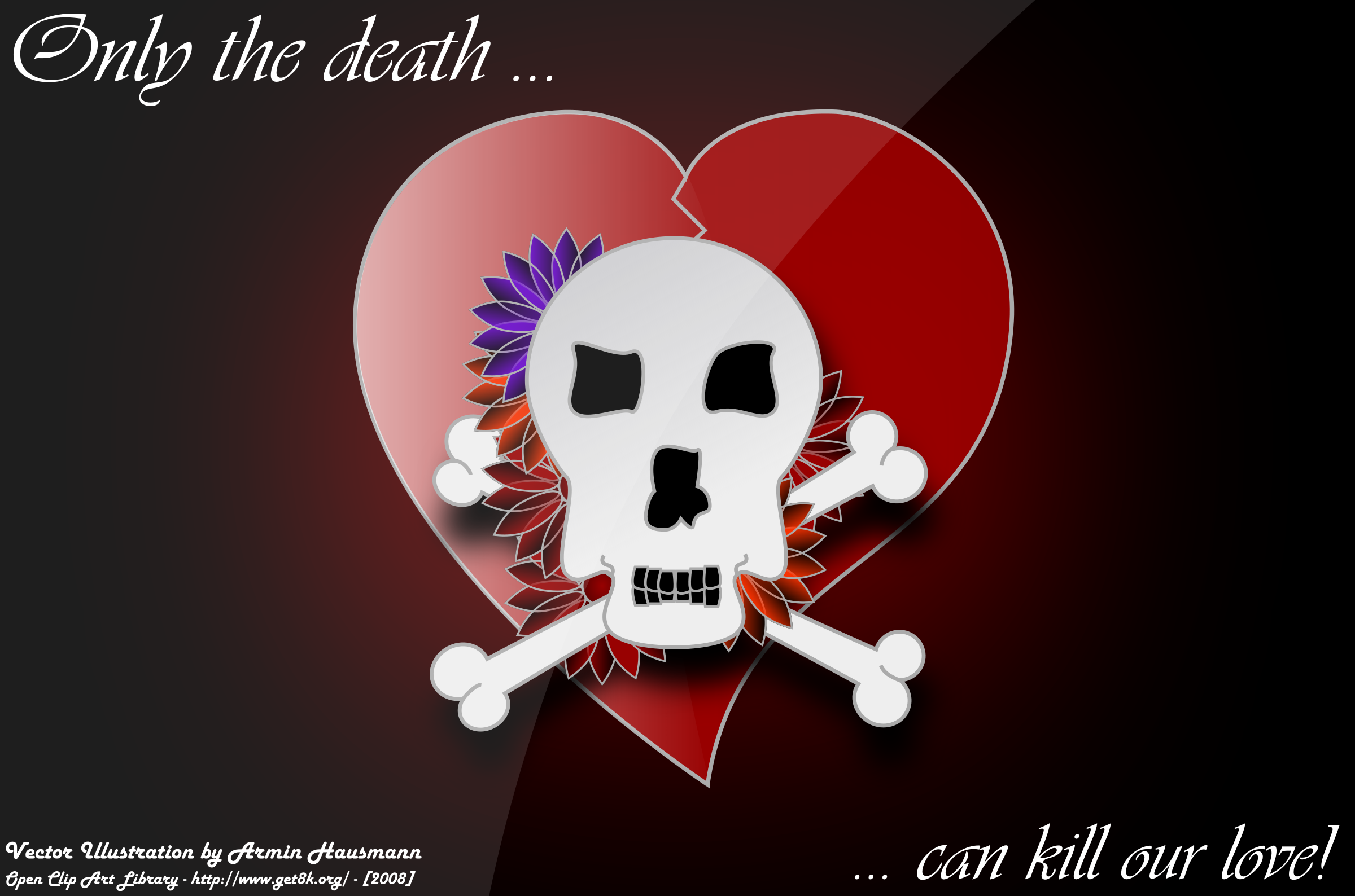 Only the death can kill our love! by get8k