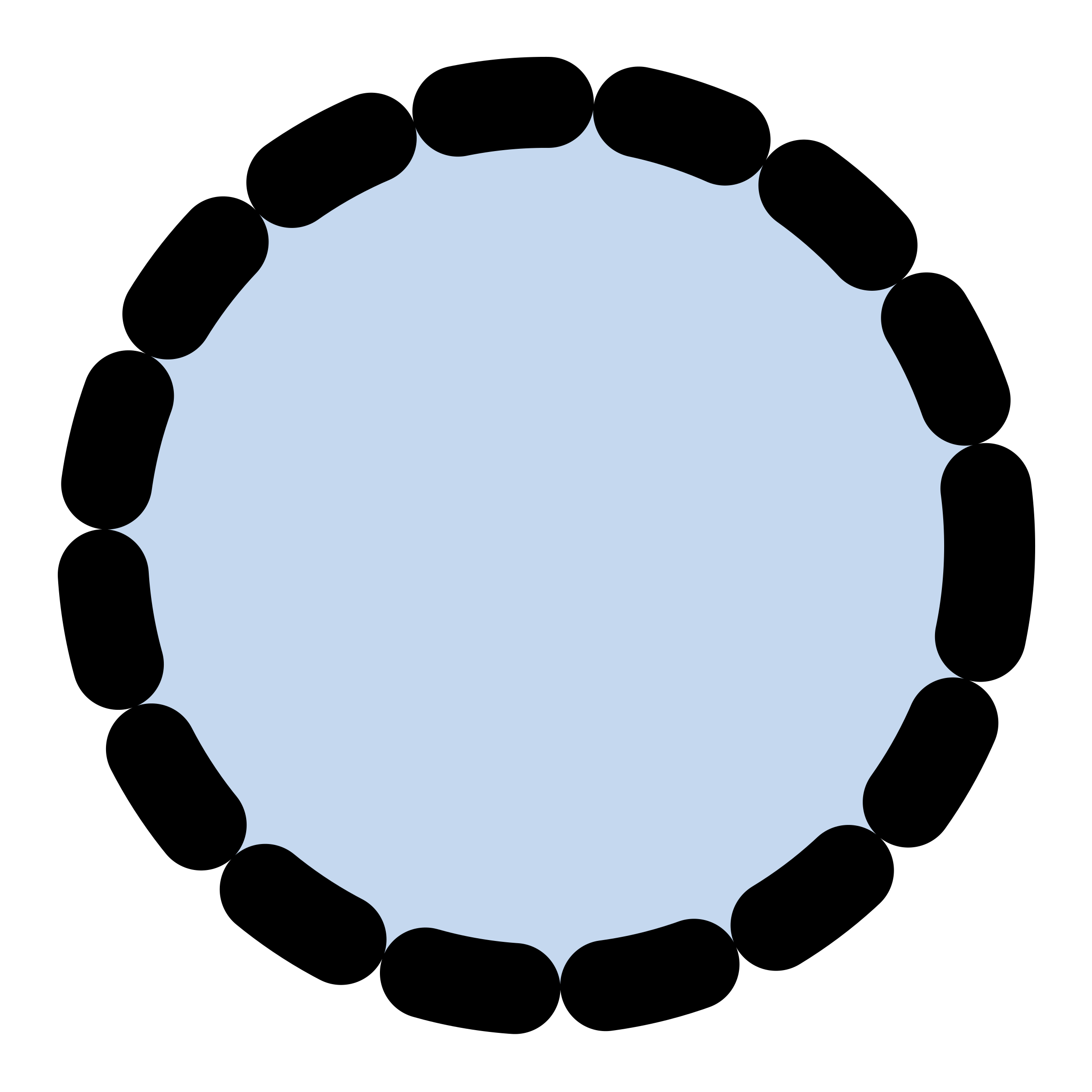 primary mini circle by dannya