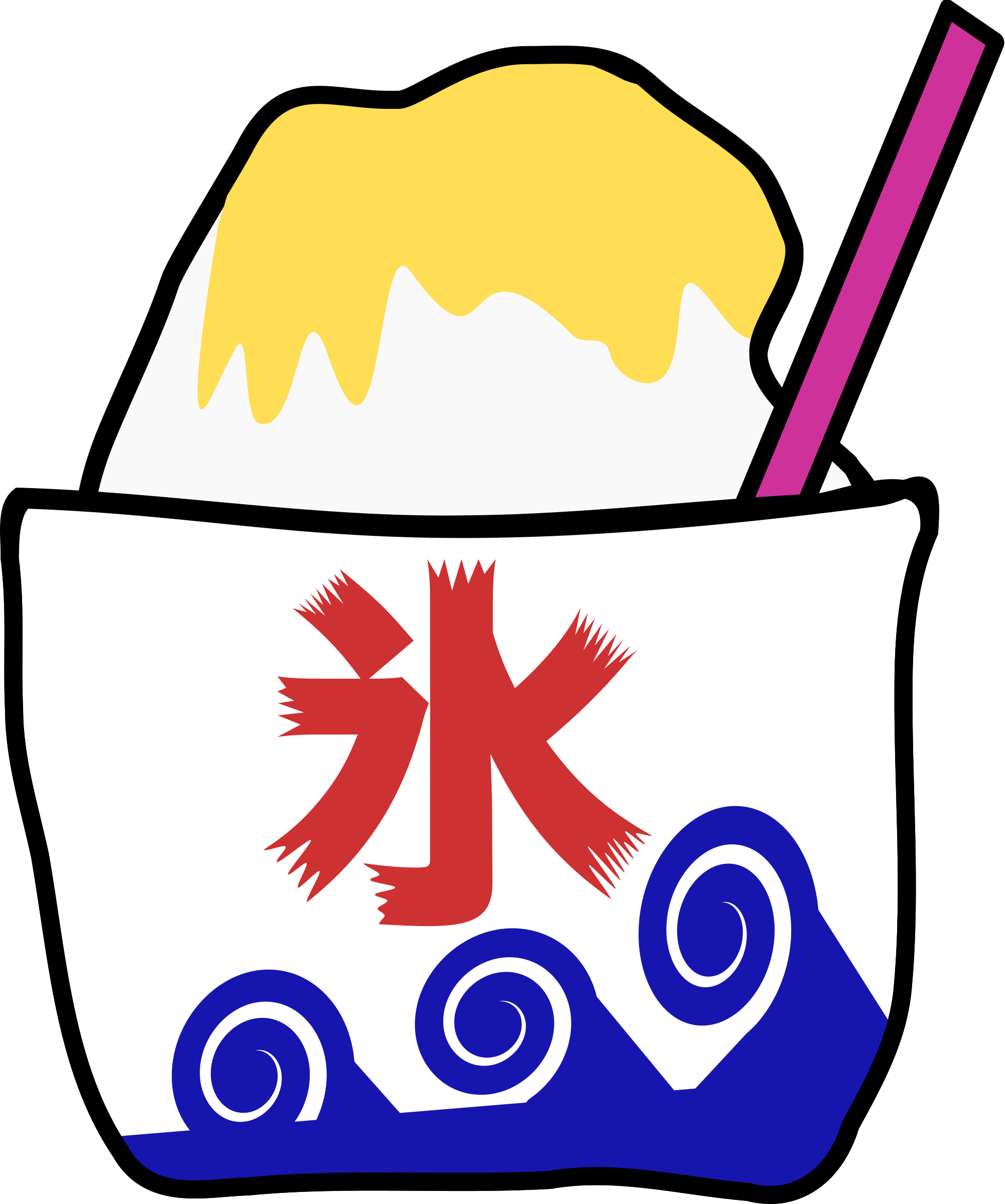 Kakigori - Shaved Ice by j4p4n