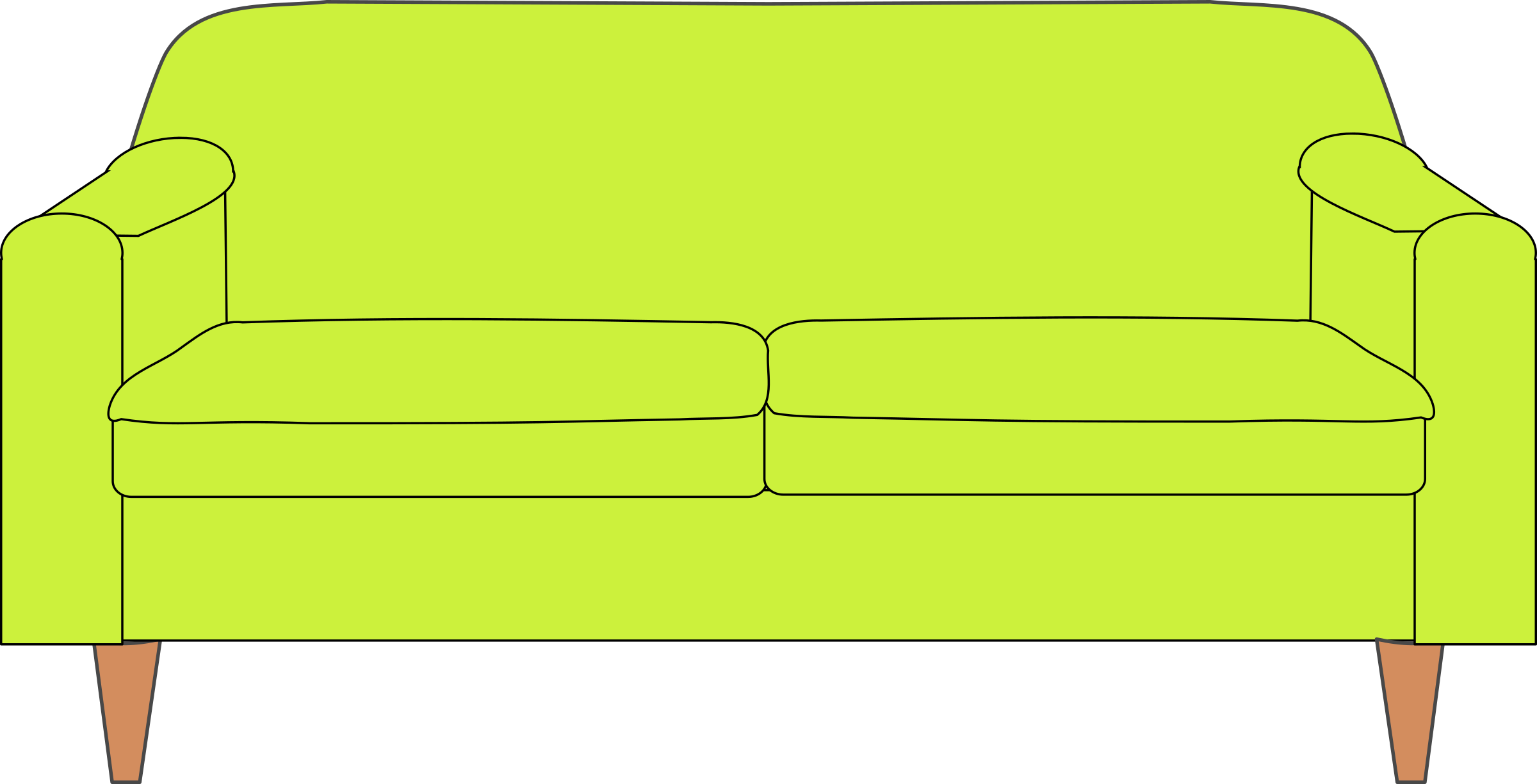 Sofa by anarres