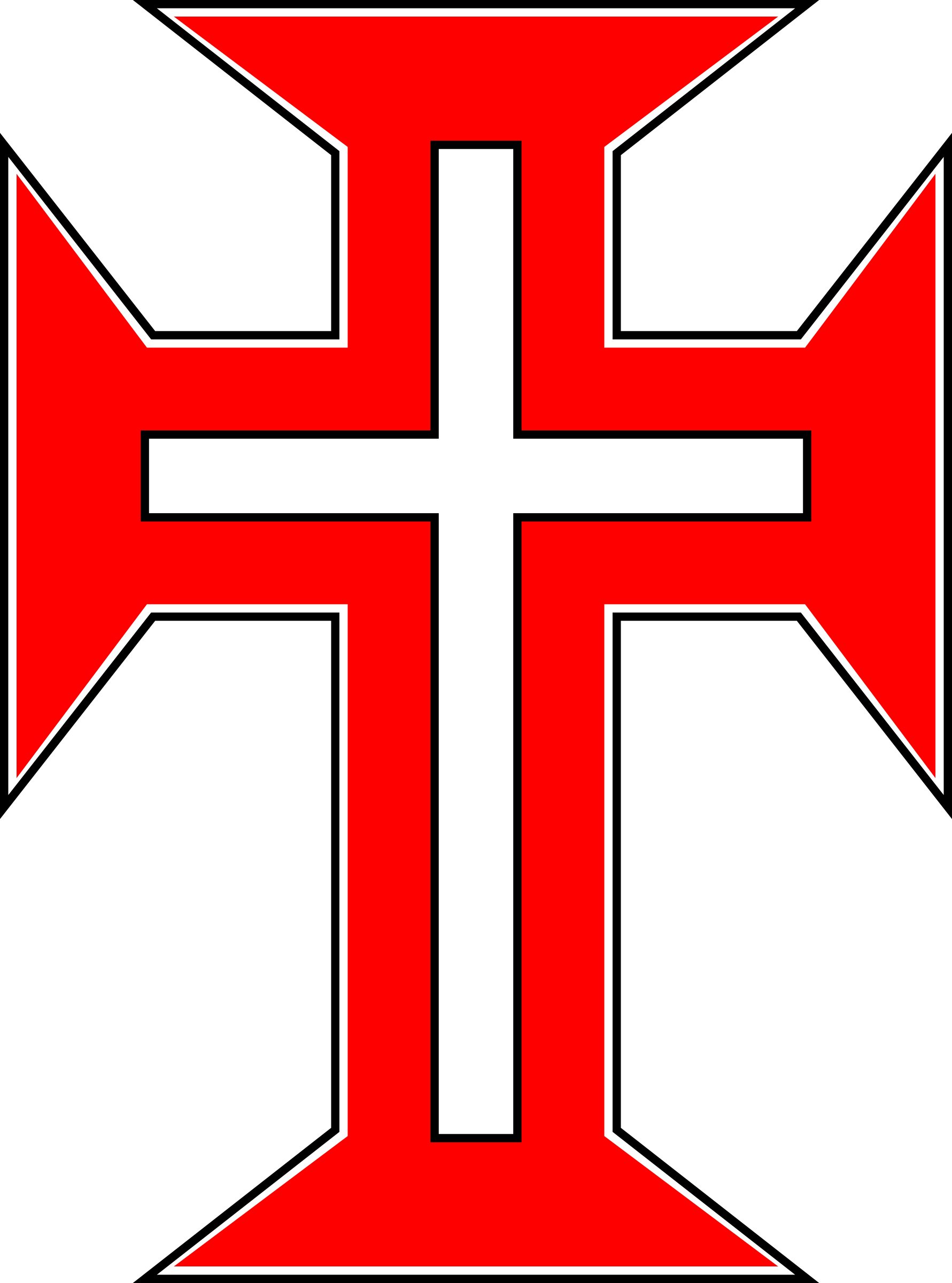 Order of Christ Cross by ictusgpr