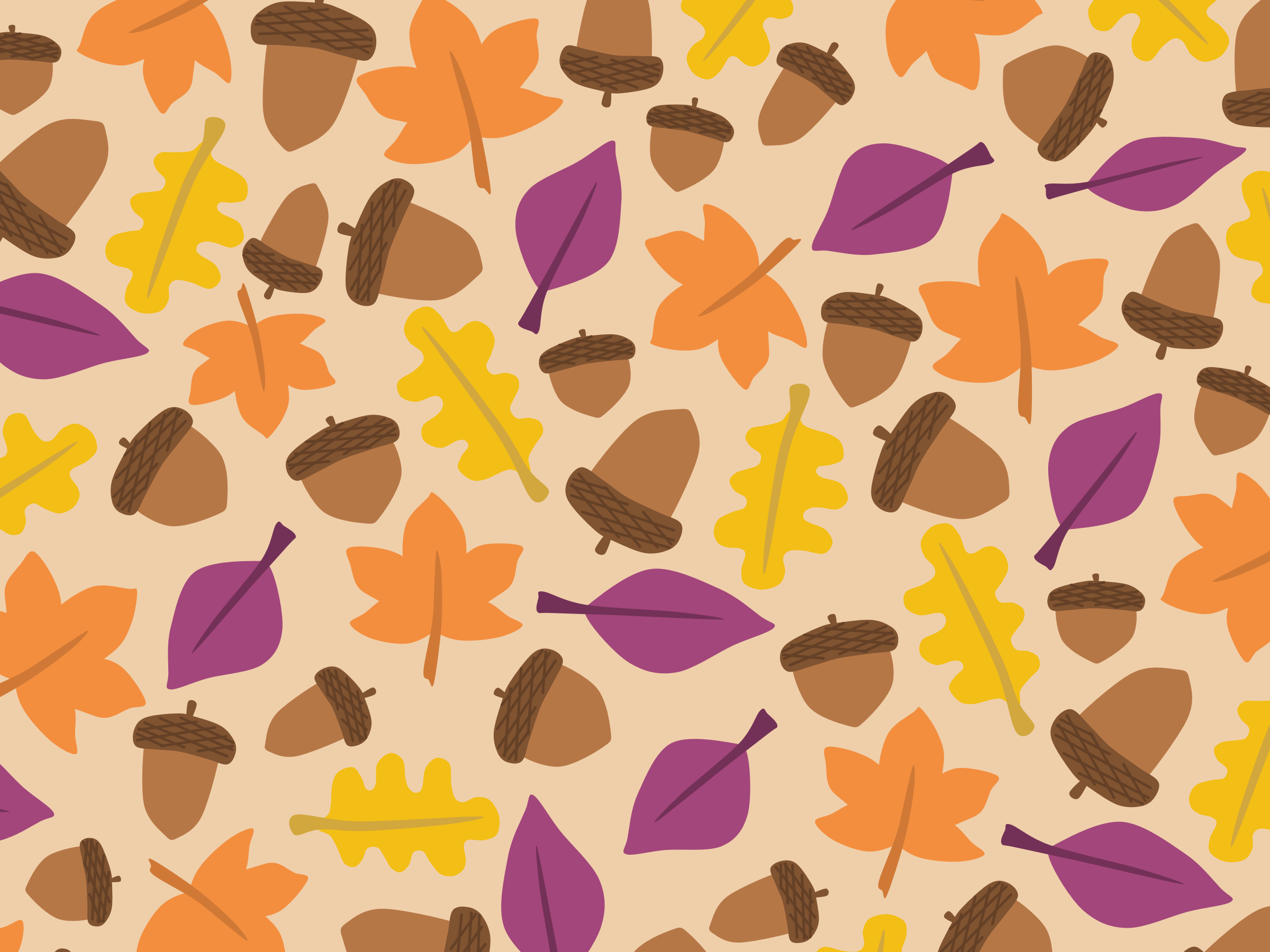Fall Pattern by Scout