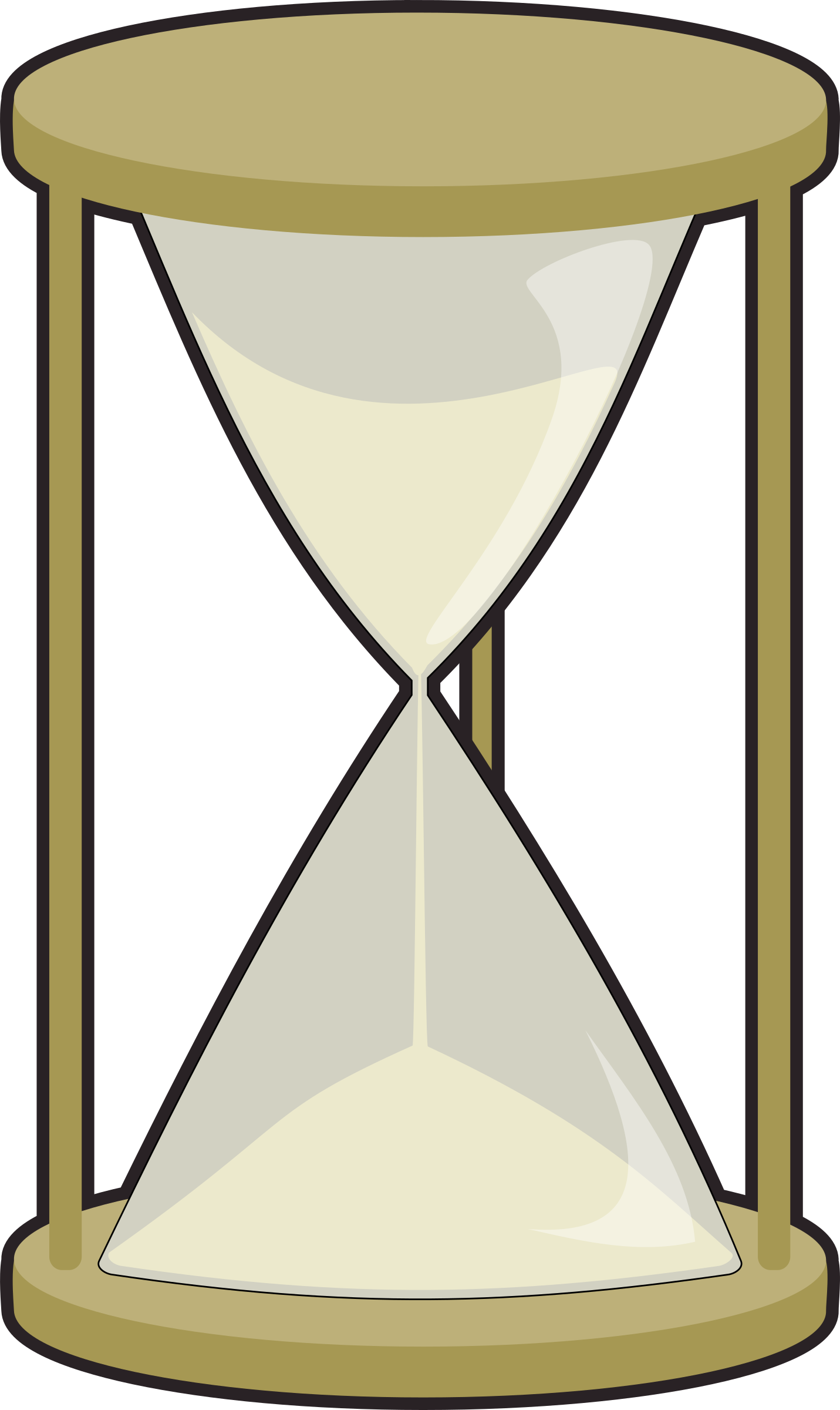 Hourglass by Mestafais