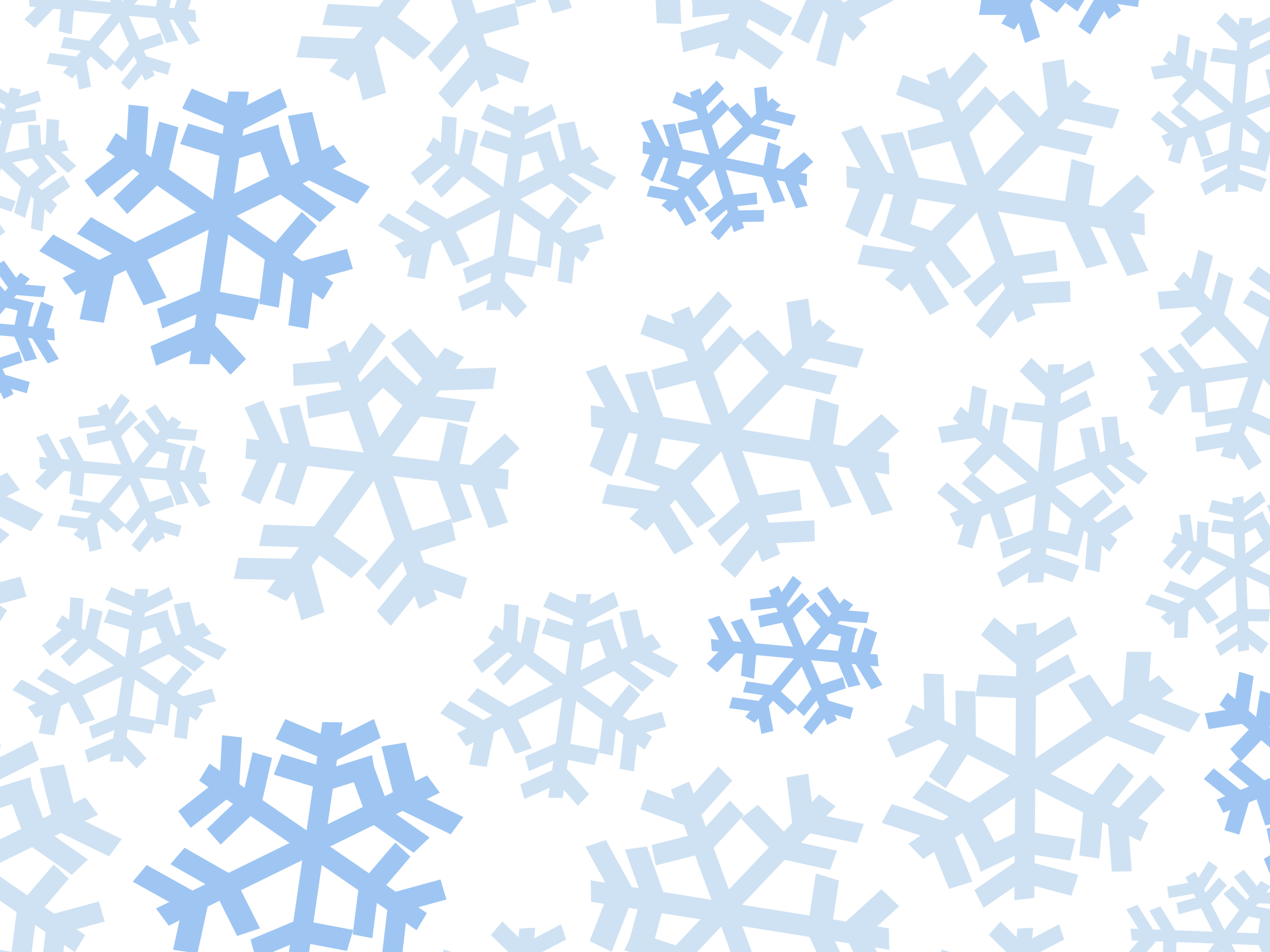 Snowflake Pattern by Scout