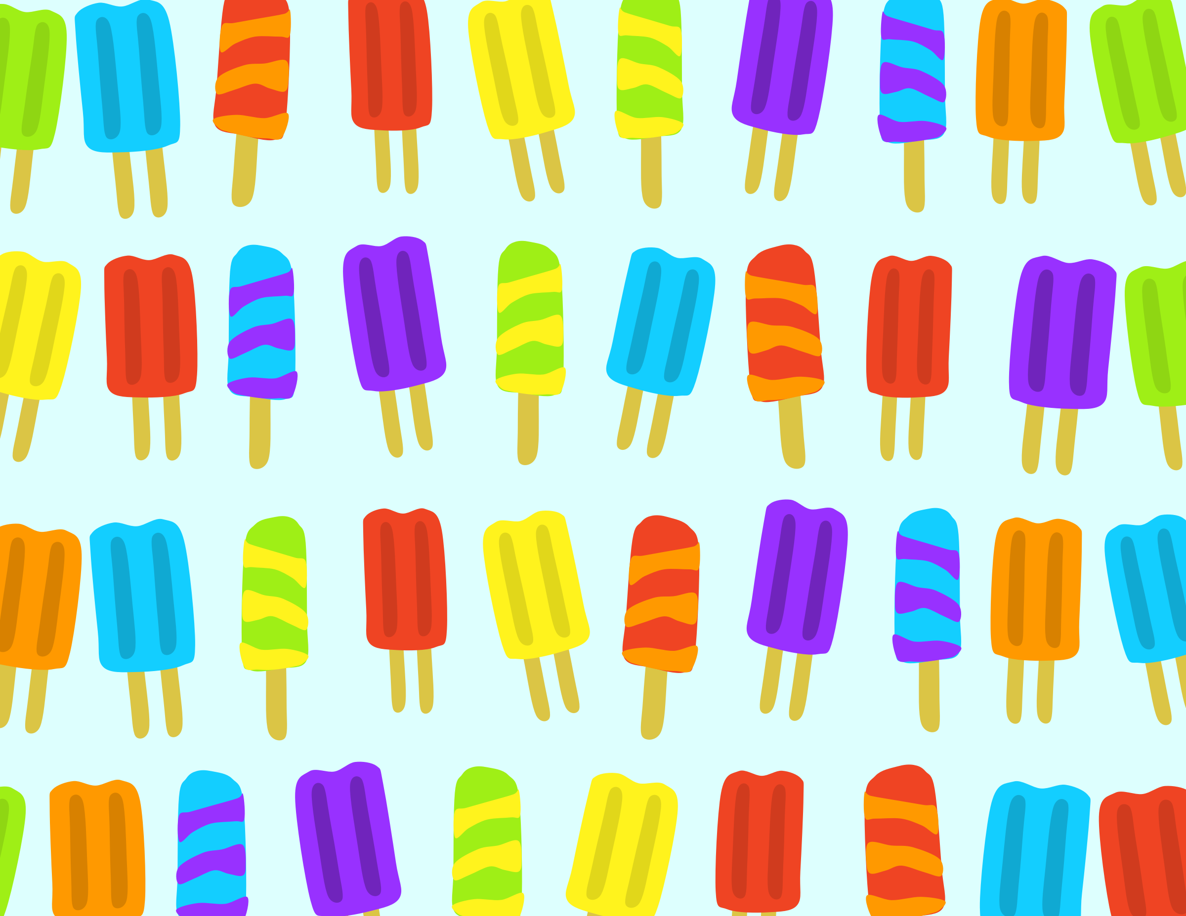 Popsicle Pattern by Scout