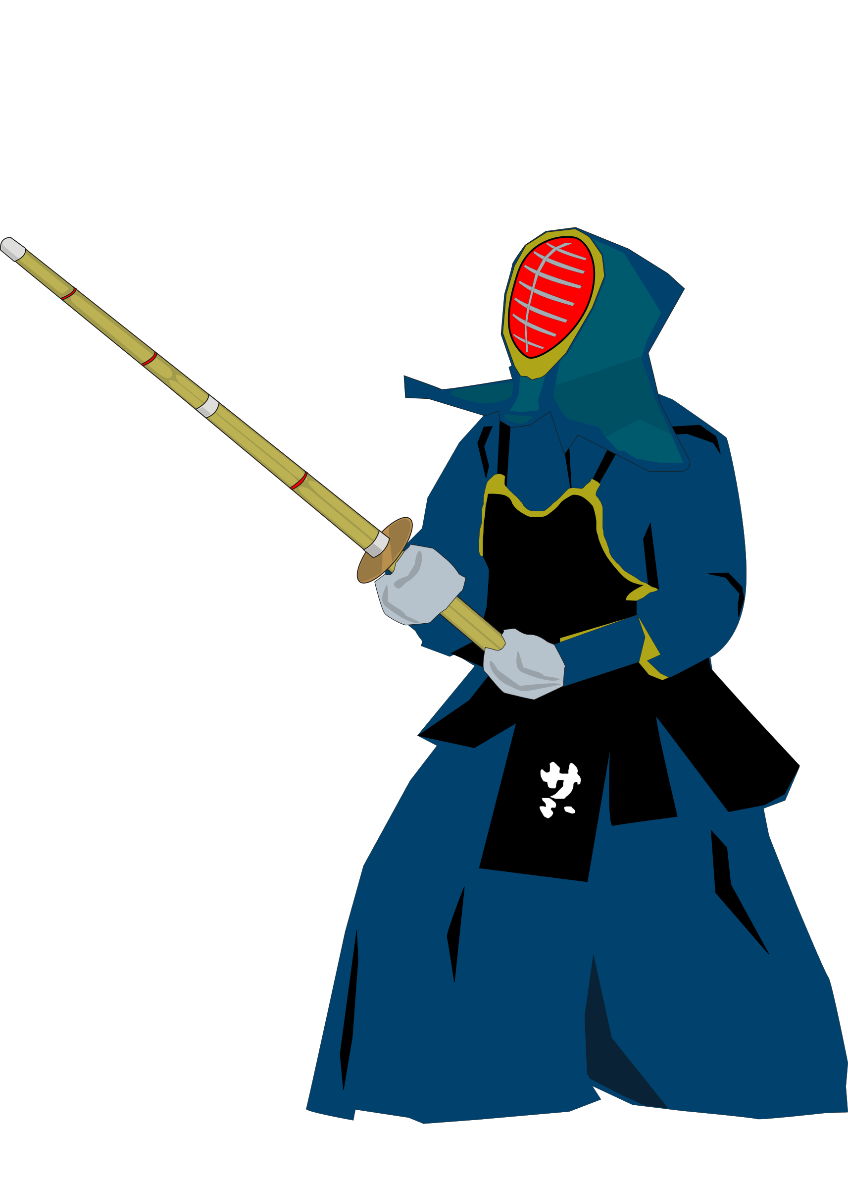 Kendo by Marmallow45