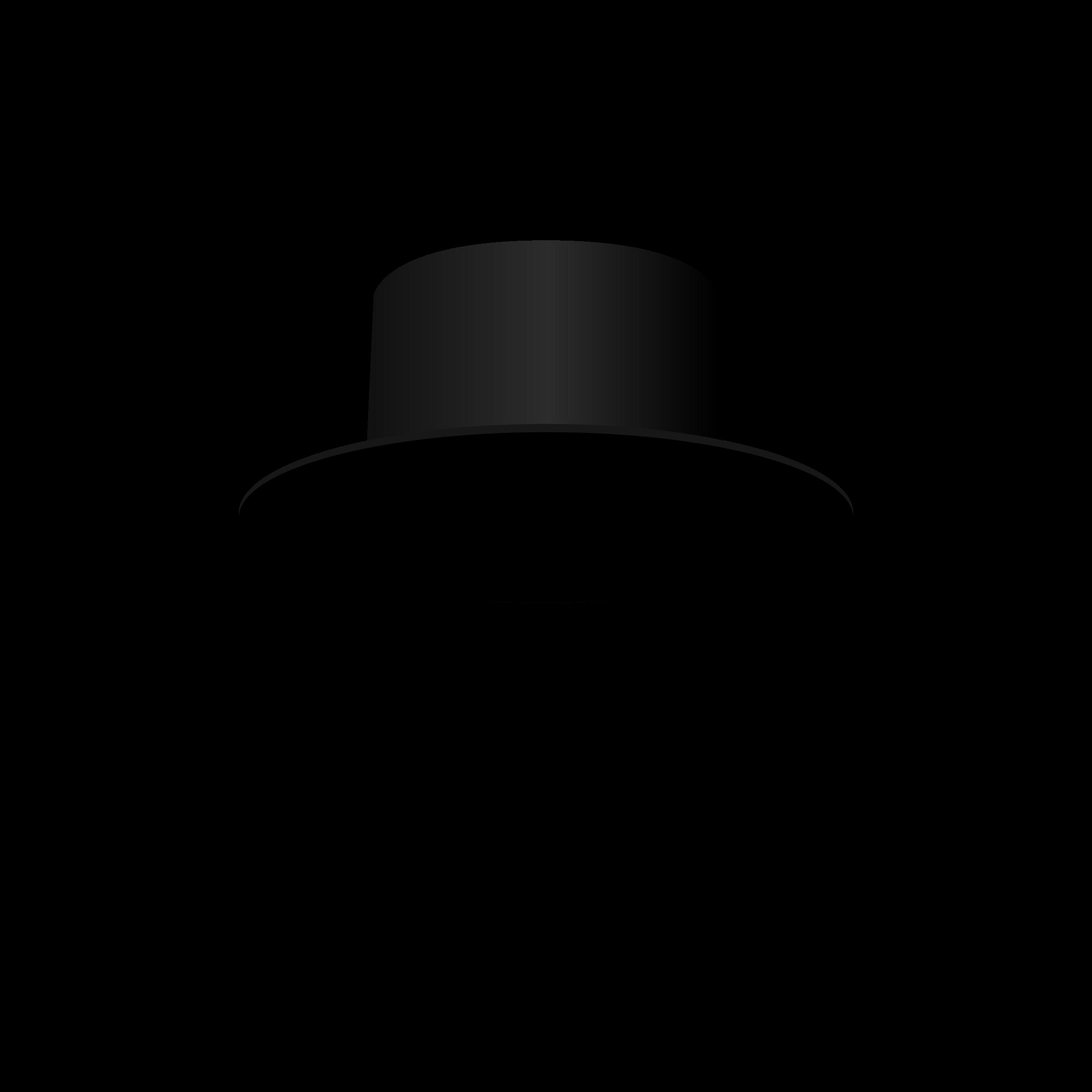 Jewish Hat With Curls