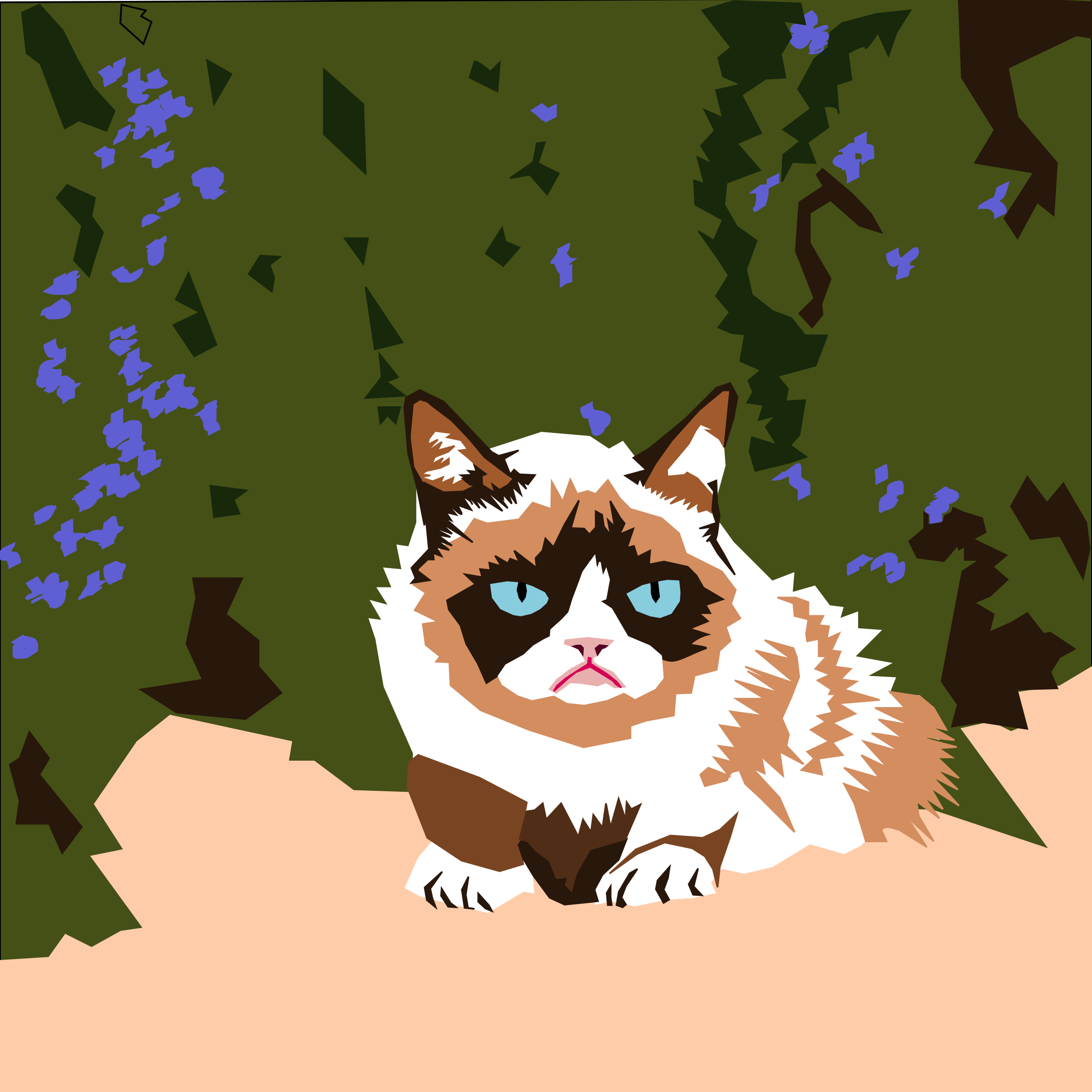 Grumpy Cat by sagittariusdolly