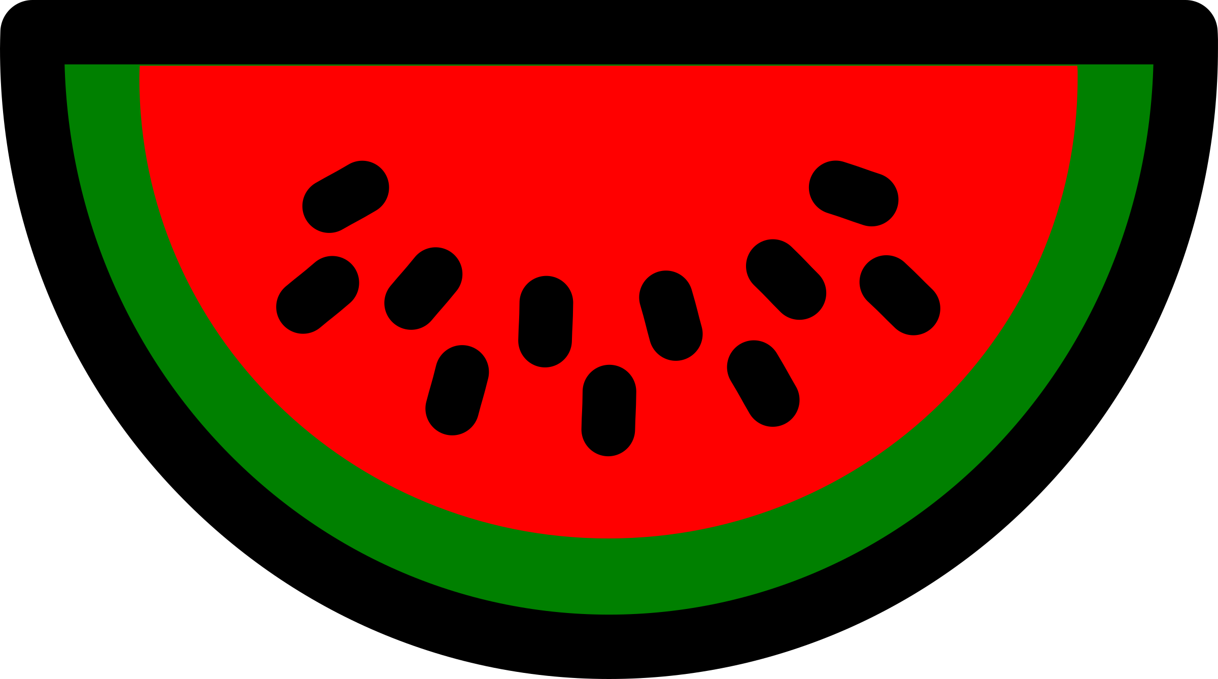 Watermelon icon by pitr