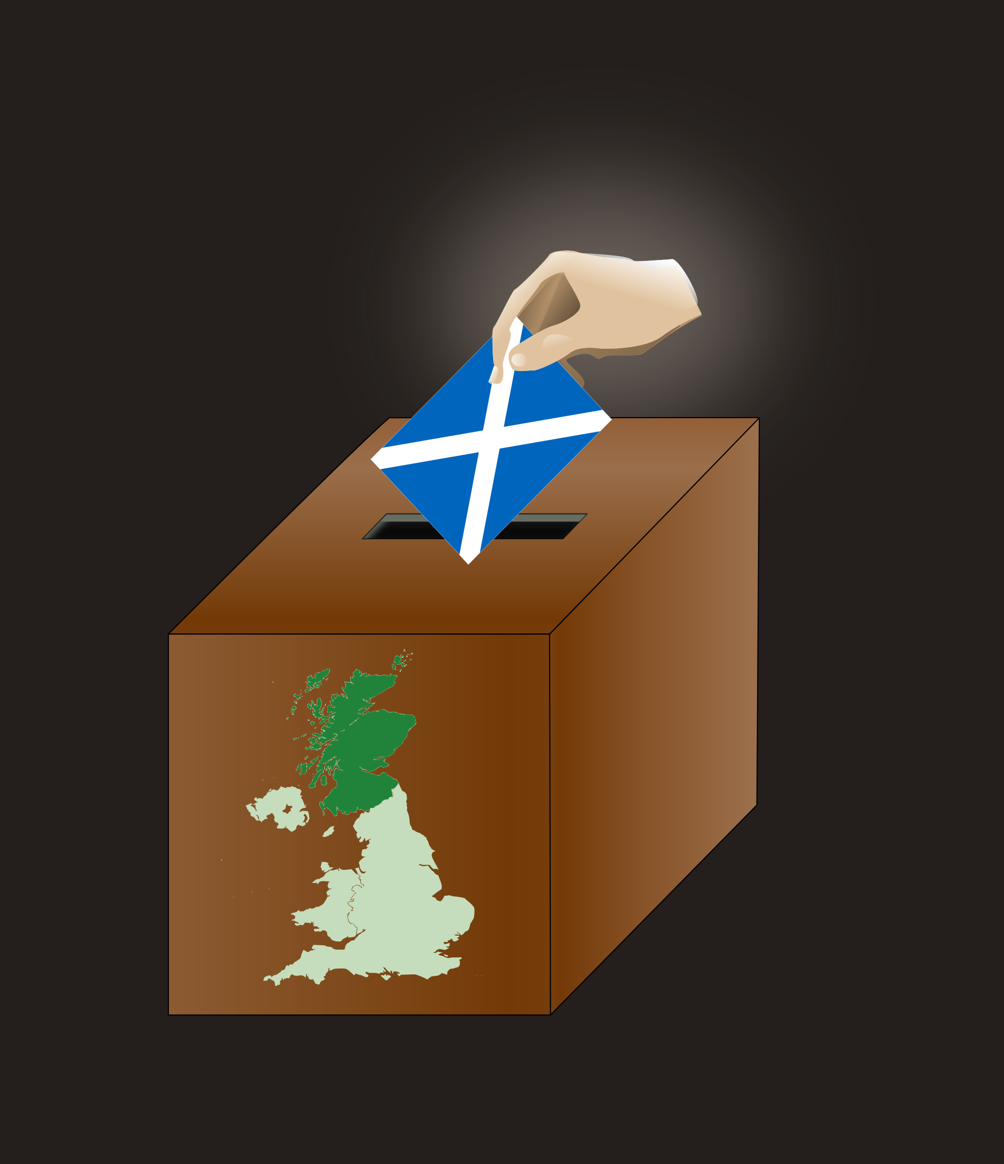 Scotland - Referendum on Independence by j4p4n