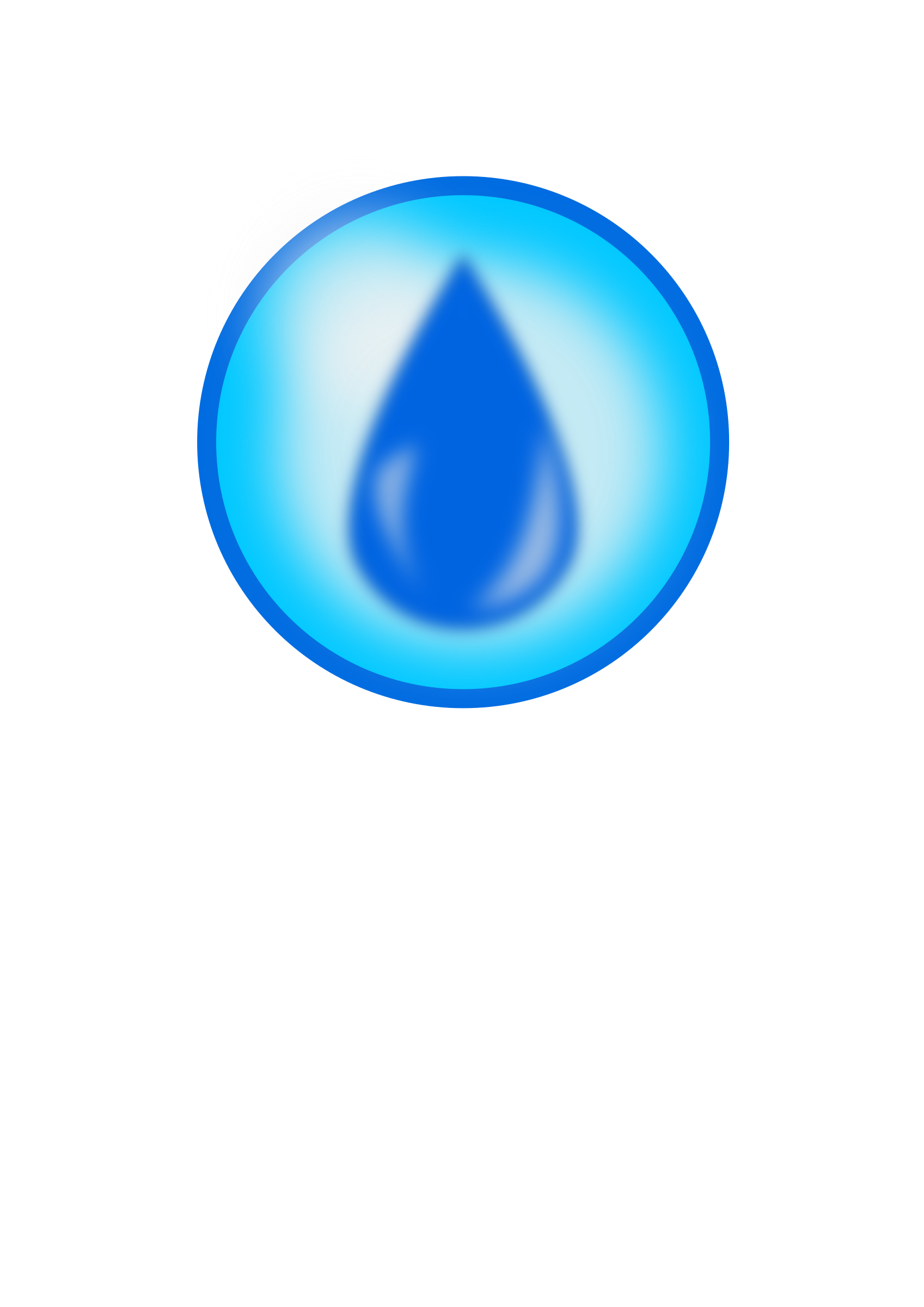 Water icon by ArkyanSoul