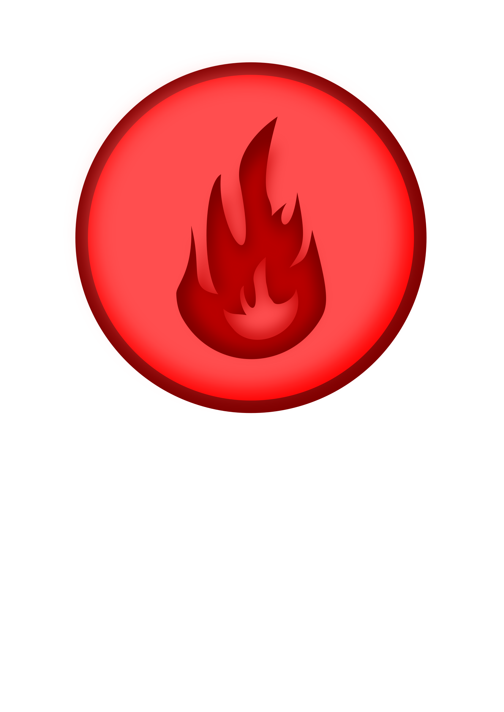 Fire icon by ArkyanSoul