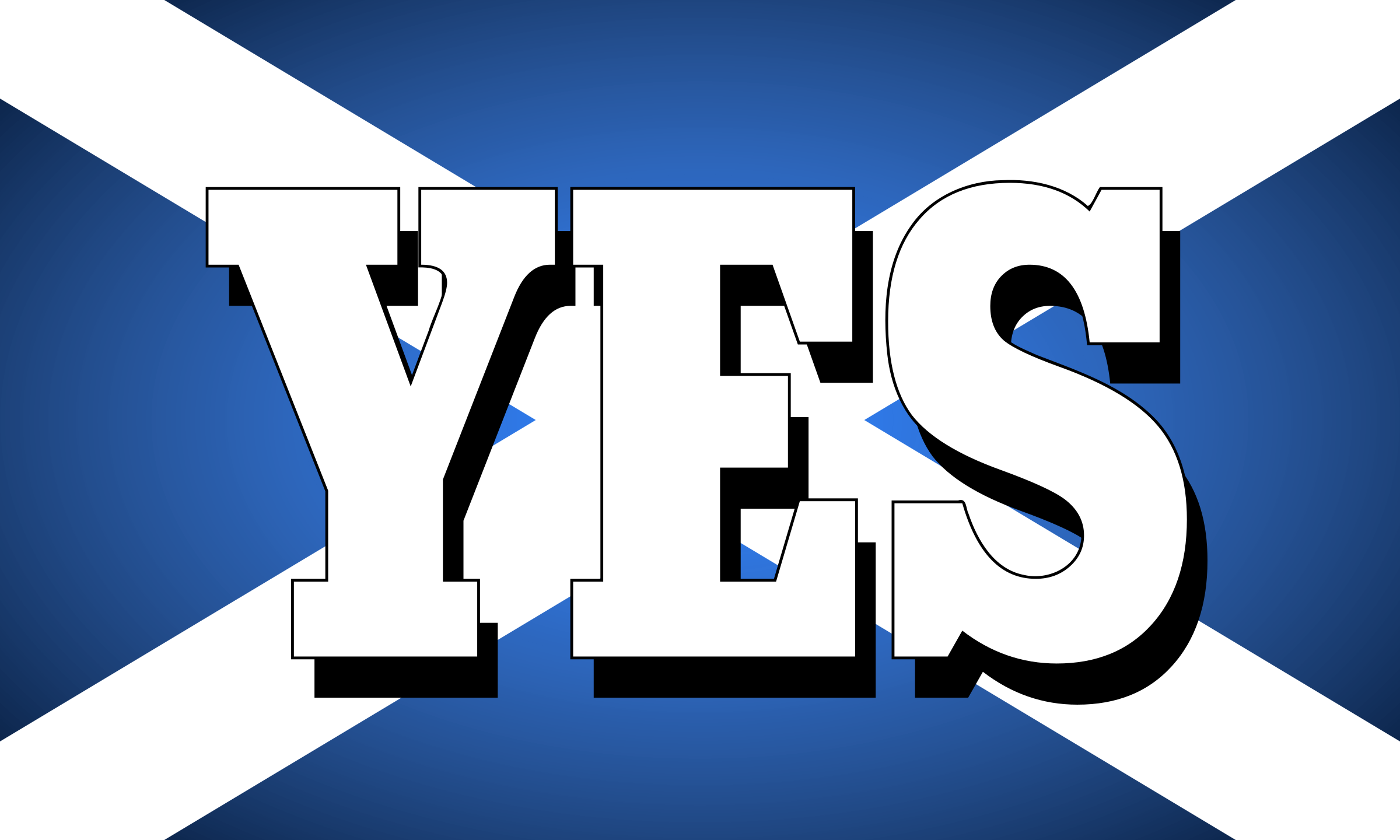 Yes to an independent Scotland by worker
