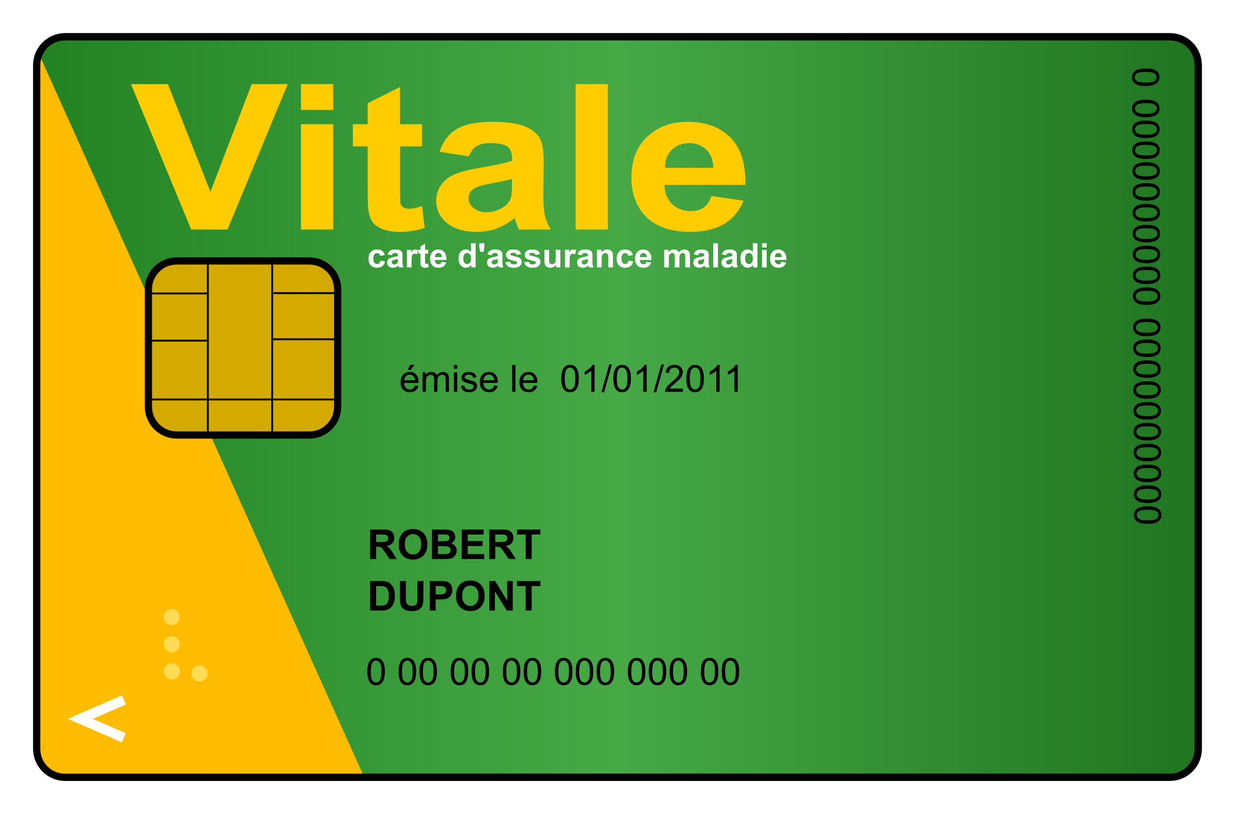 Carte vitale by spadassin