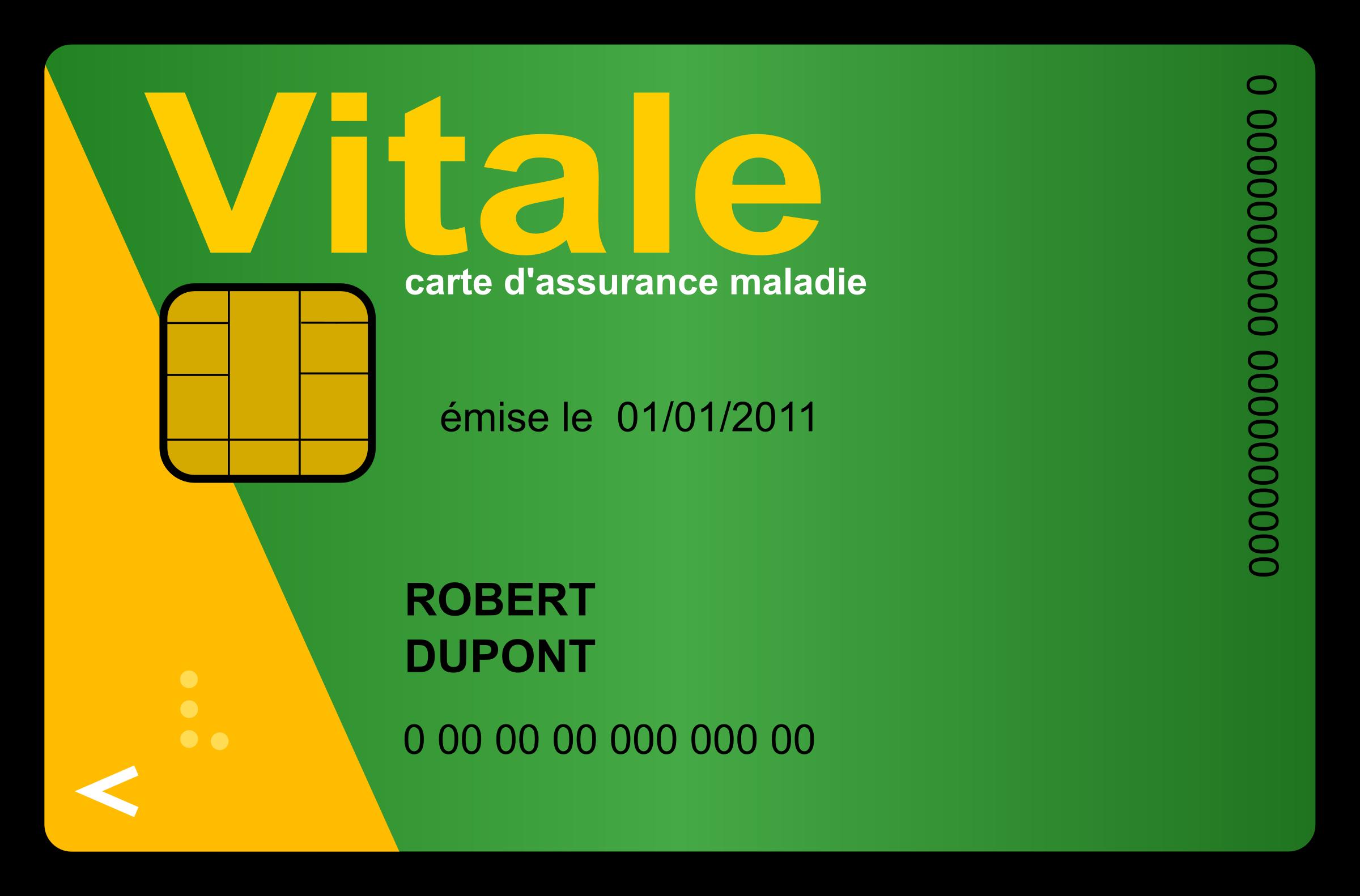 Carte Vitale Demande En Ligne | Online Application