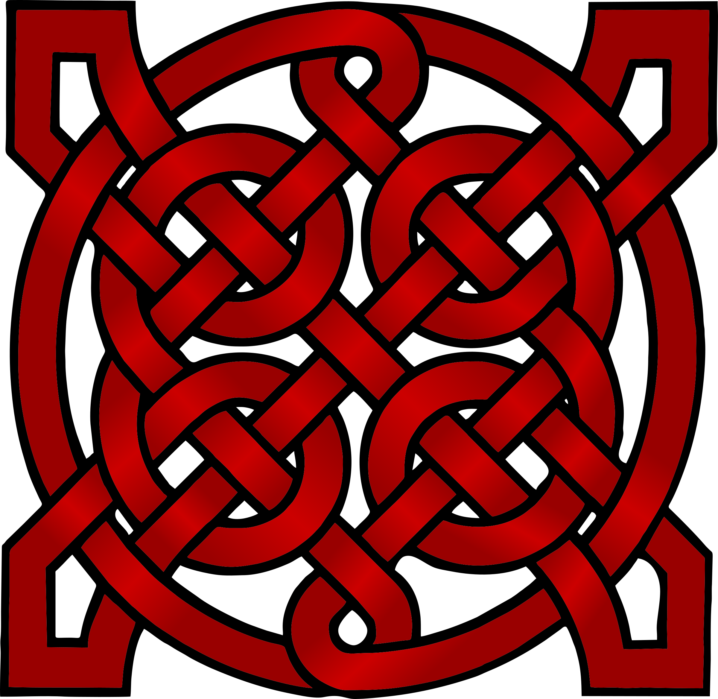 Celtic Mandala by gustavorezende