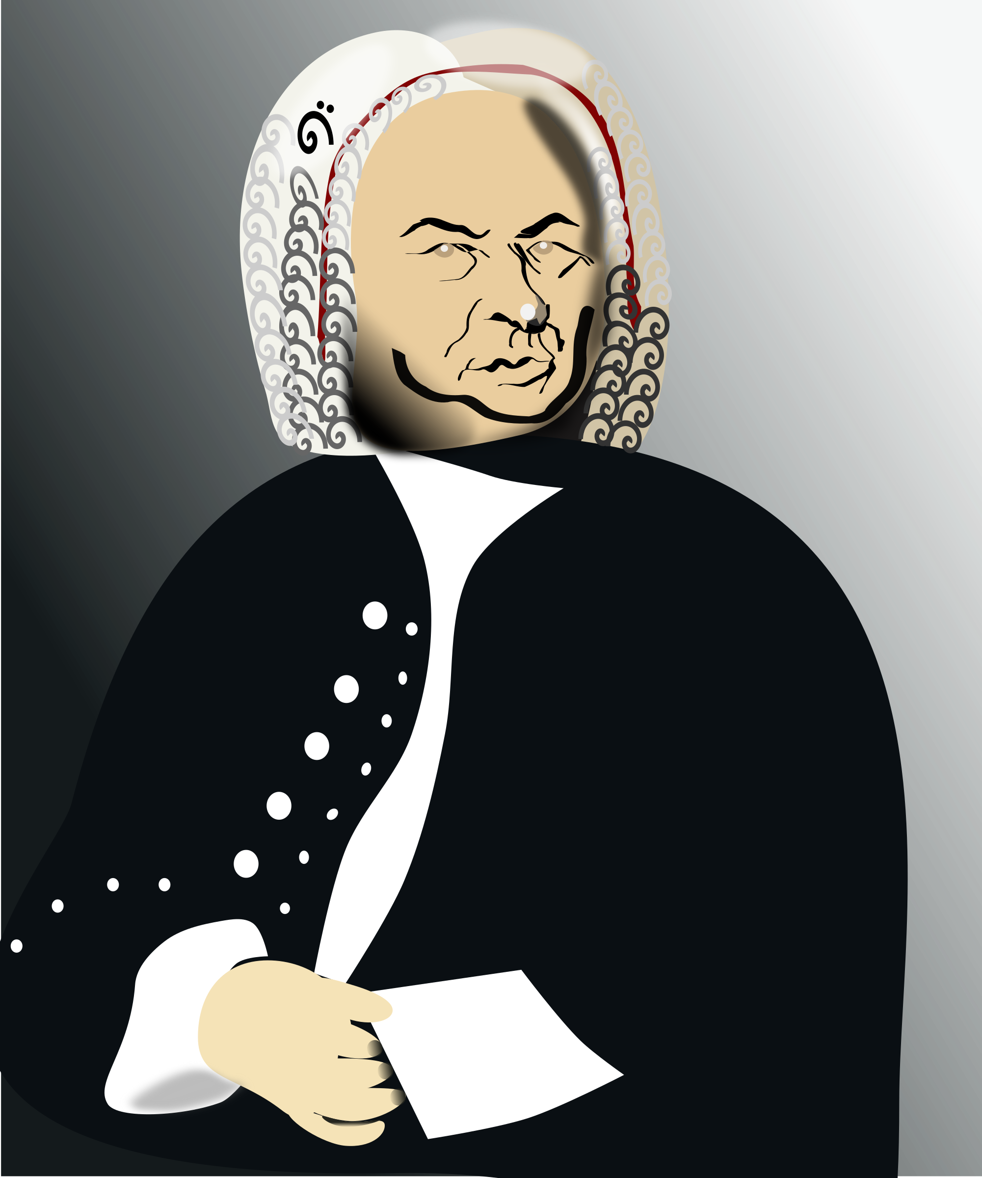 J. S. Bach by user unknown