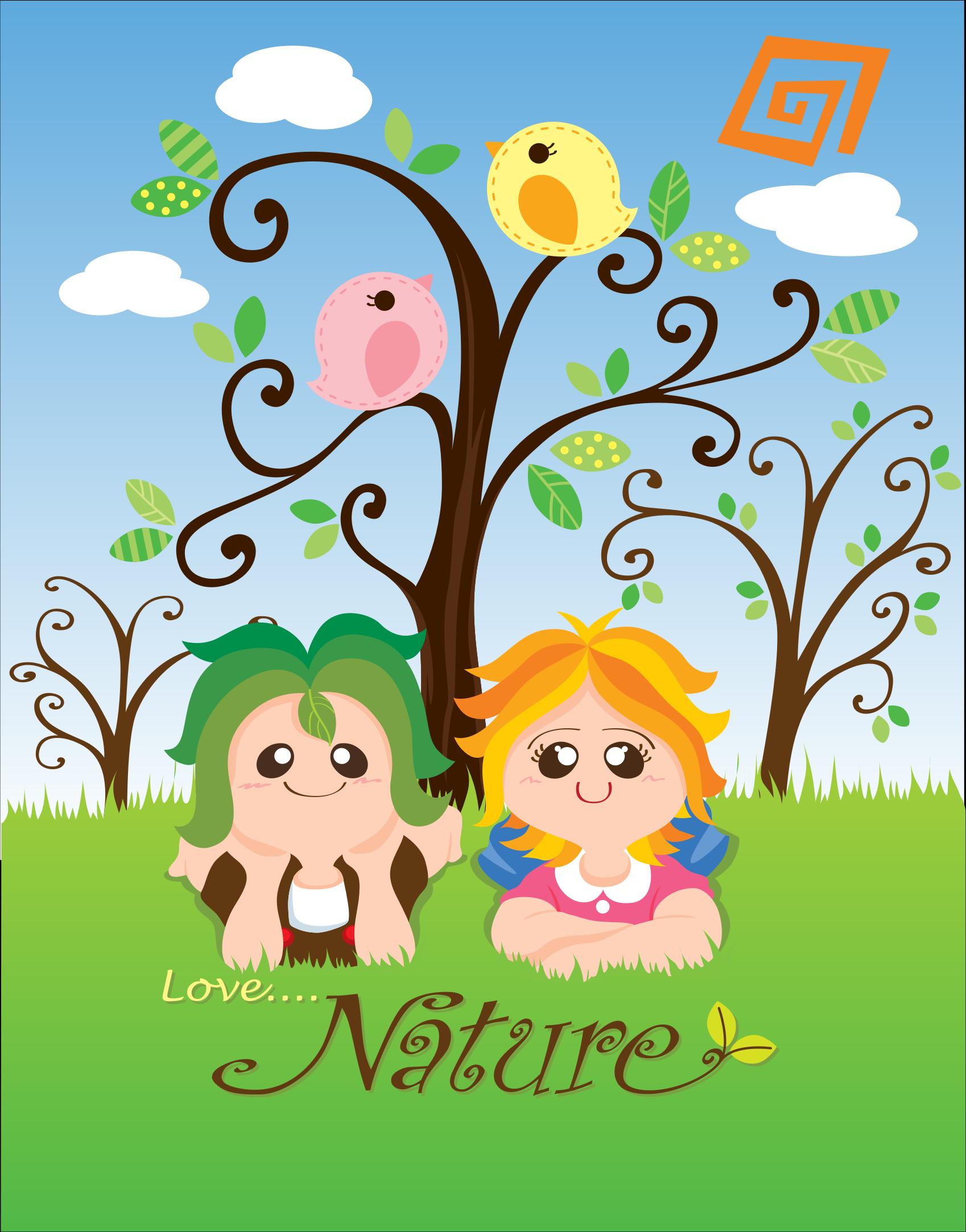 Nature Clipart For Kids | www.pixshark.com - Images ...