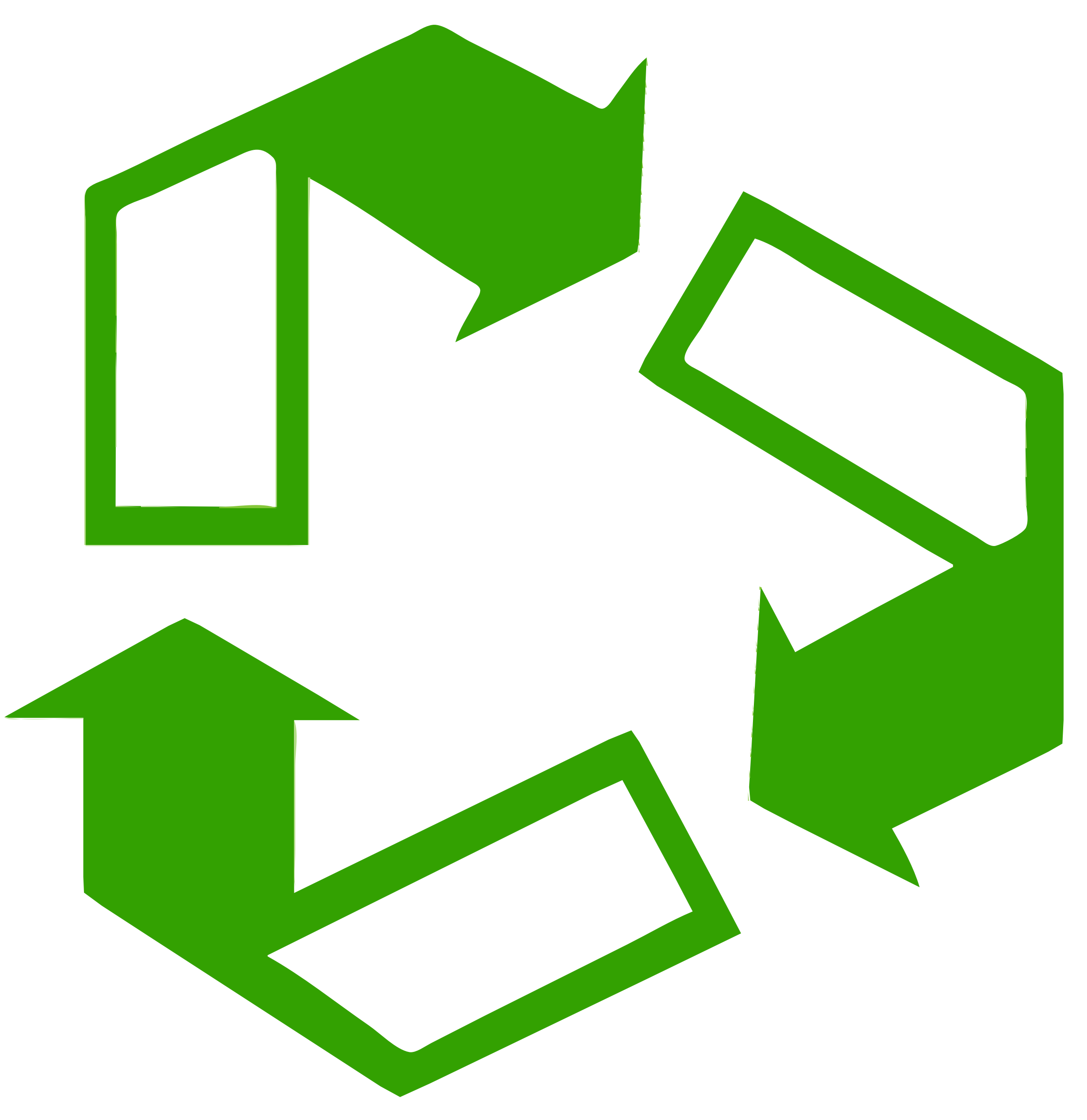 Recycle Icon by IslandVibz