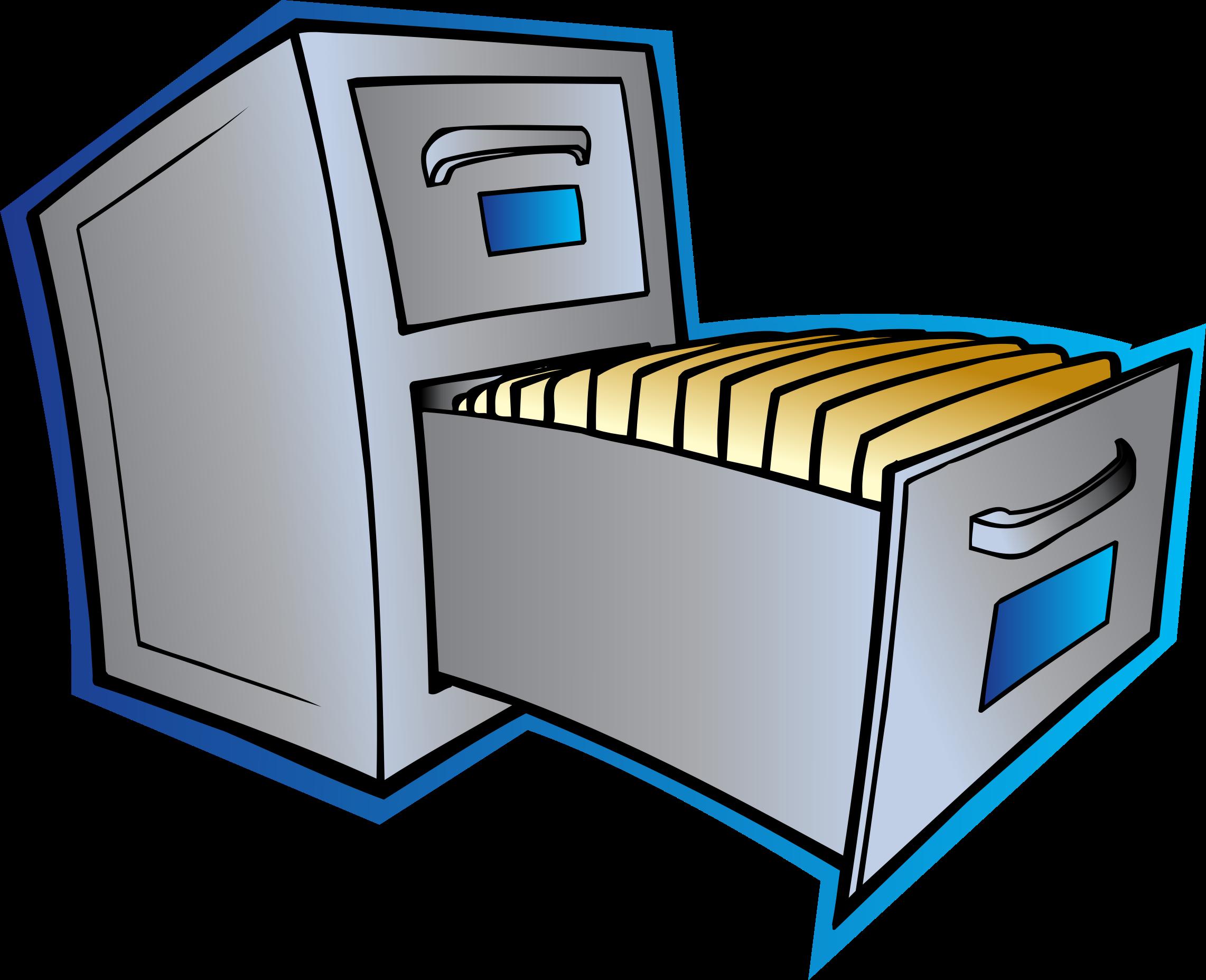 File Cabinet Clipart Raseone File Cabinet