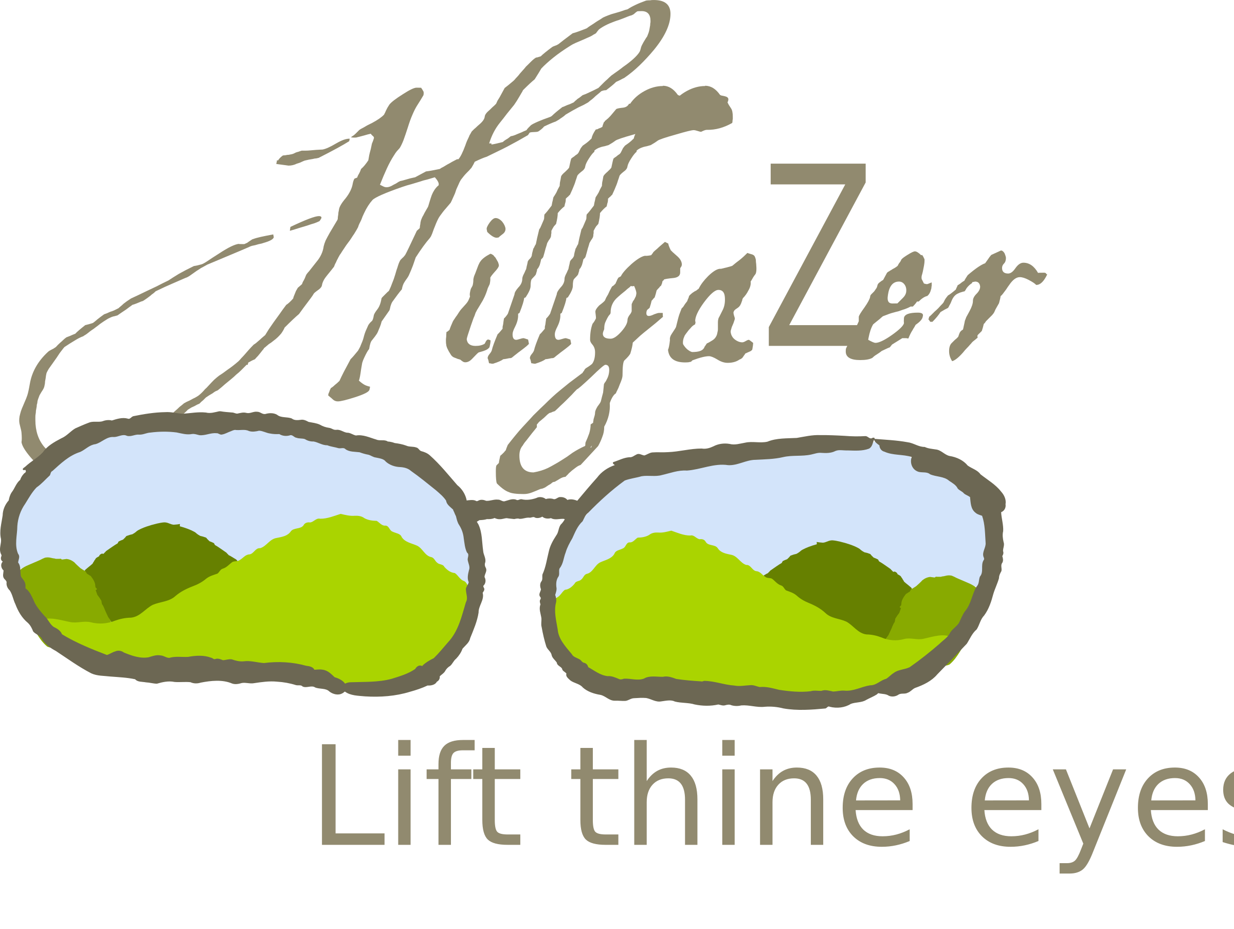 Glasses logo by dear_theophilus