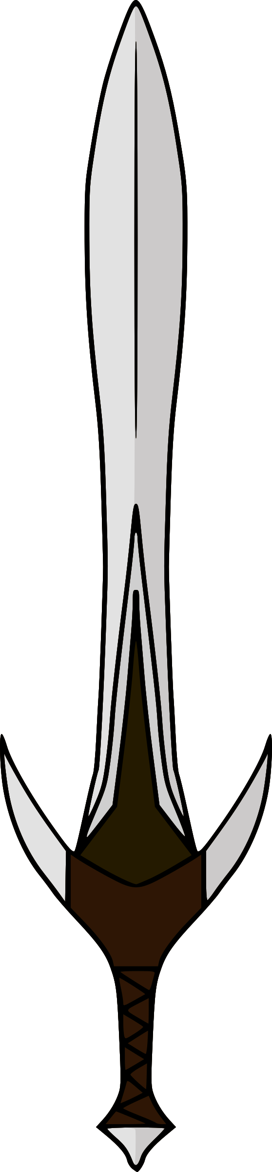 Elven Short Sword by darken33