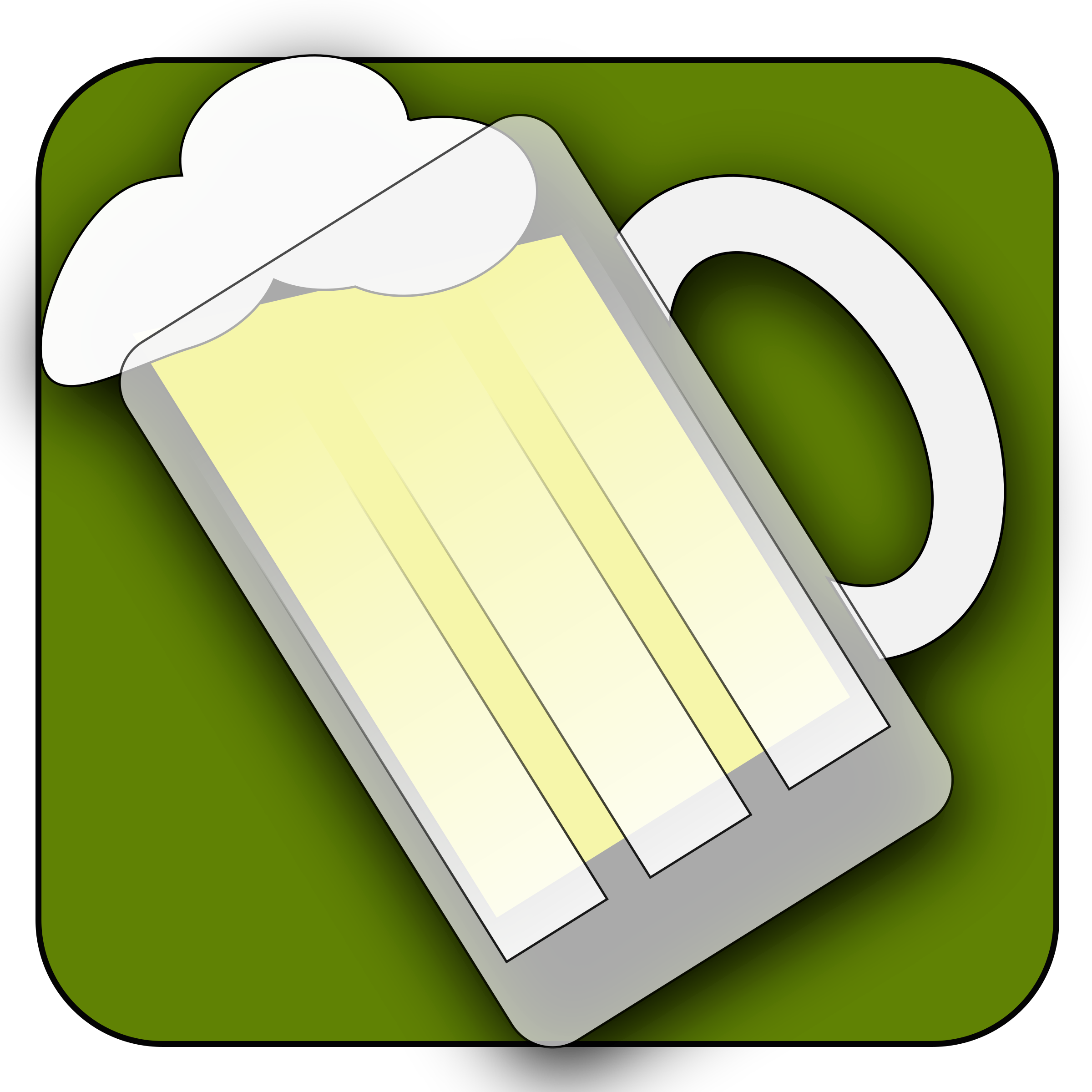 Beer IM Icon by Farmeral