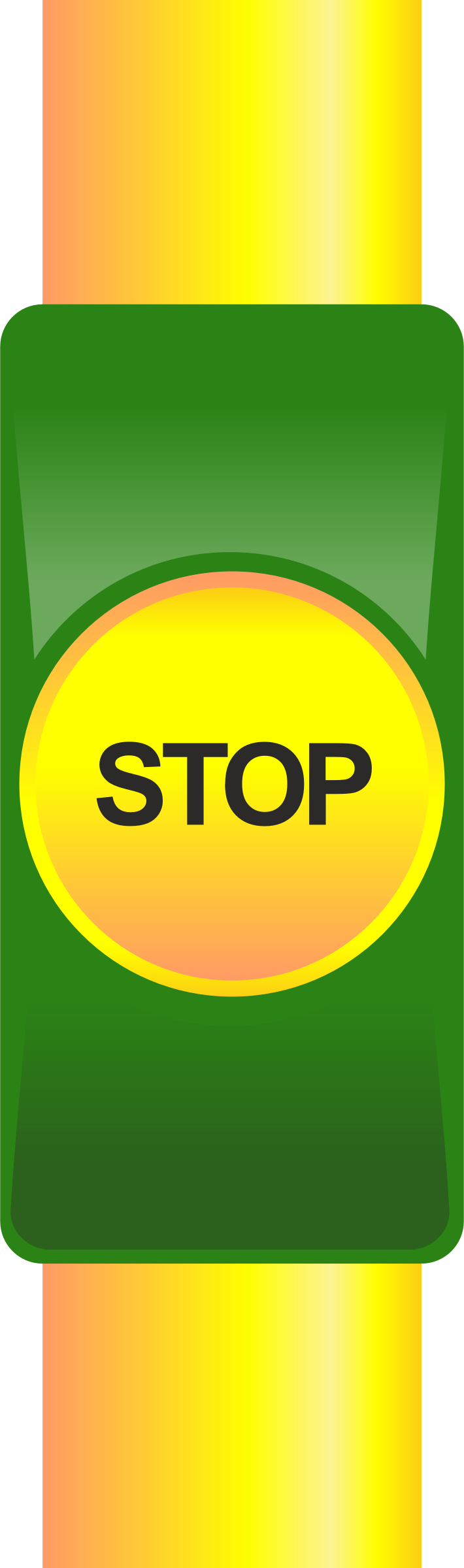 Public transport stop button by pnx