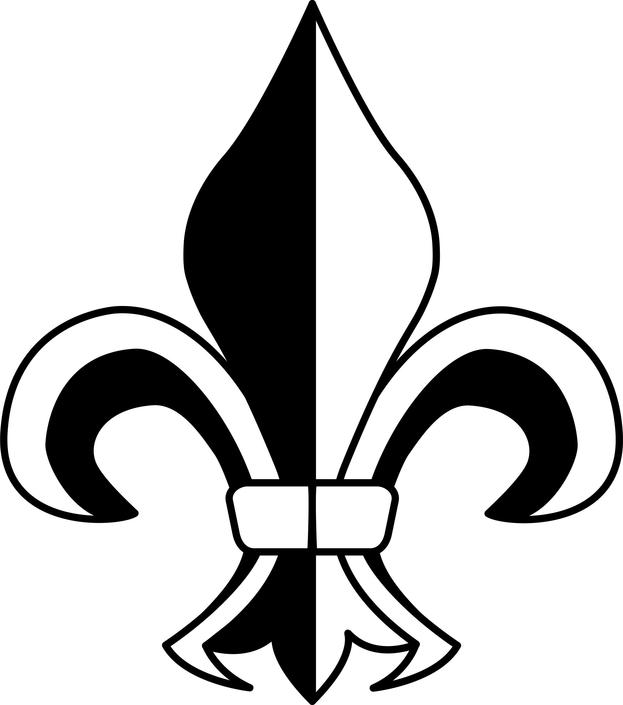 clipart fleur de lis. Black Bedroom Furniture Sets. Home Design Ideas