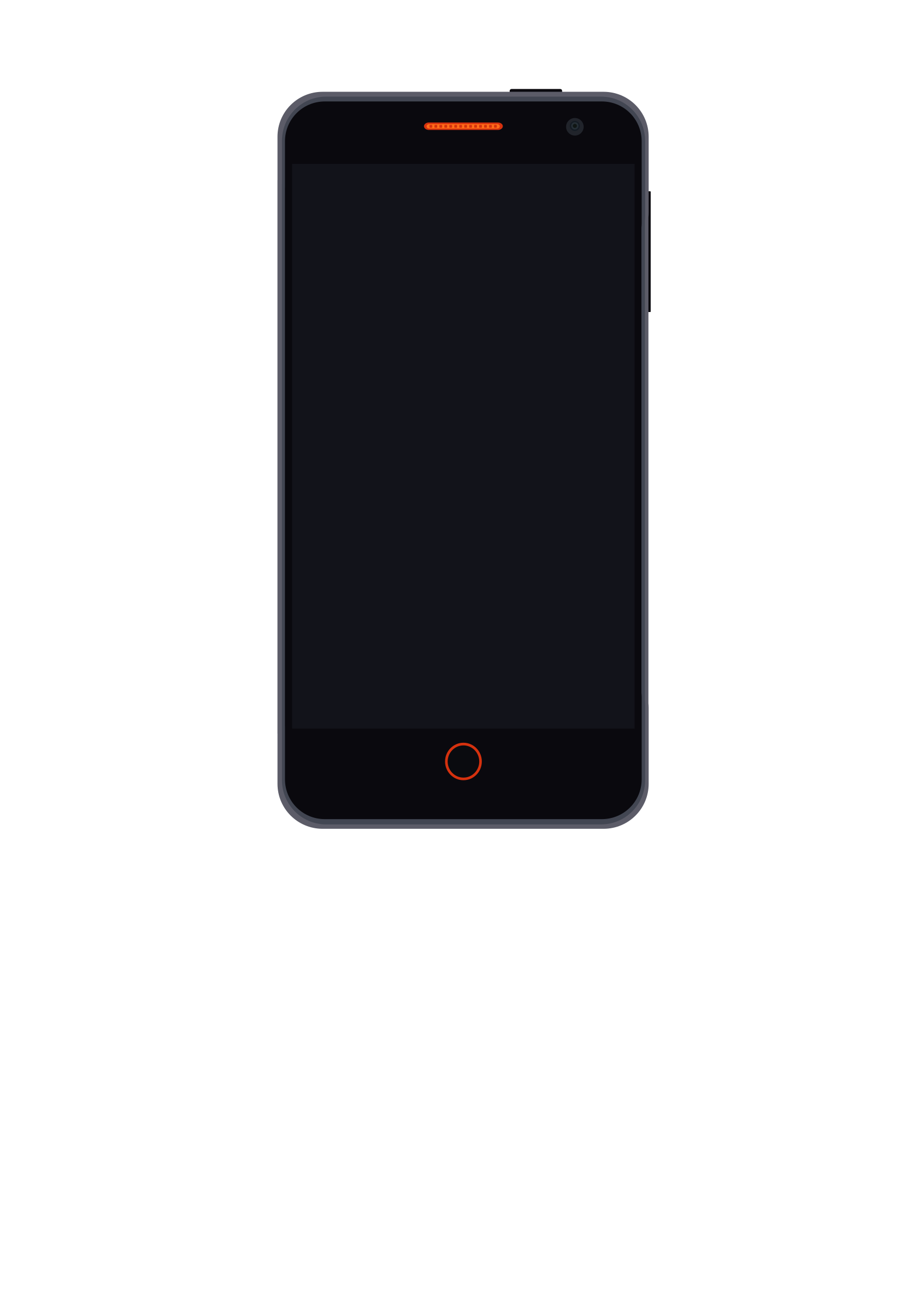 Firefox flame phone vector  by elly_aptivate