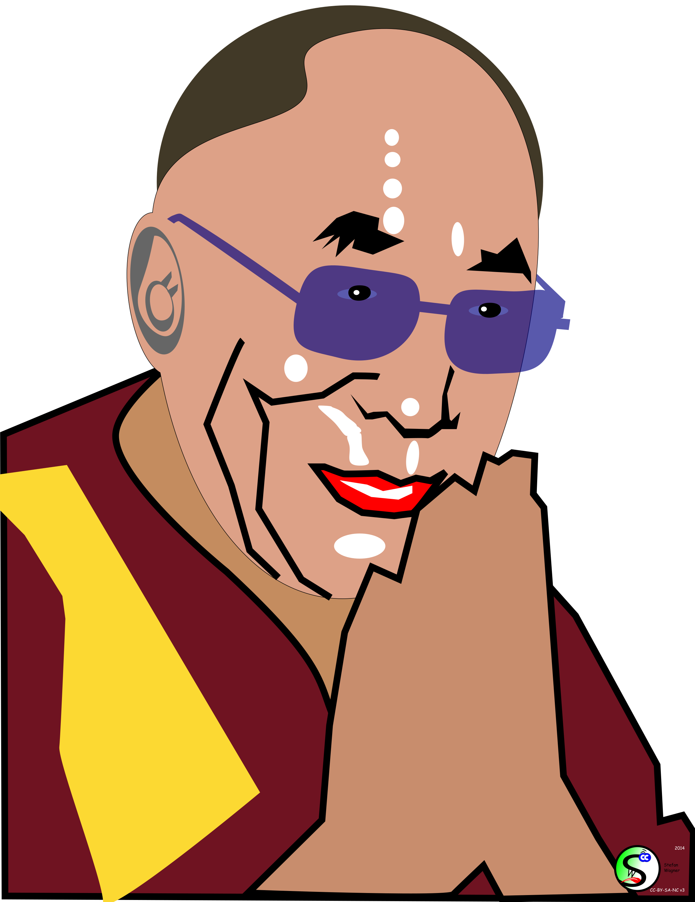 Dalai Lama by user unknown