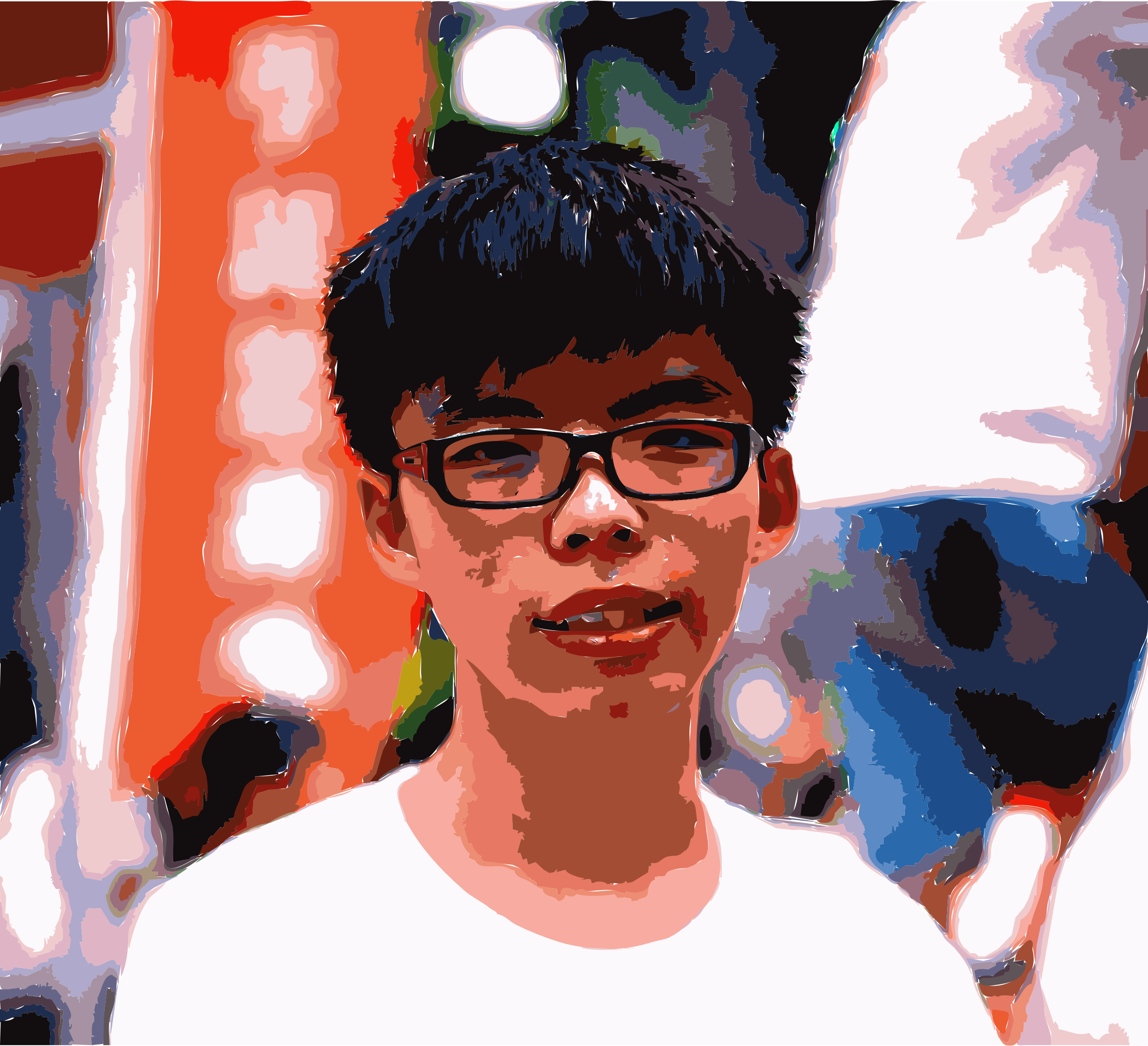 Joshua Wong Stylized by jonphillips