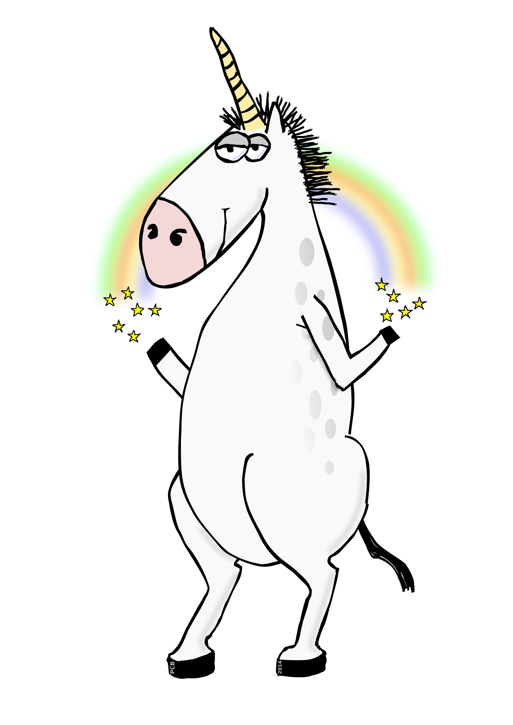 Utopic Unicorn by Bro666