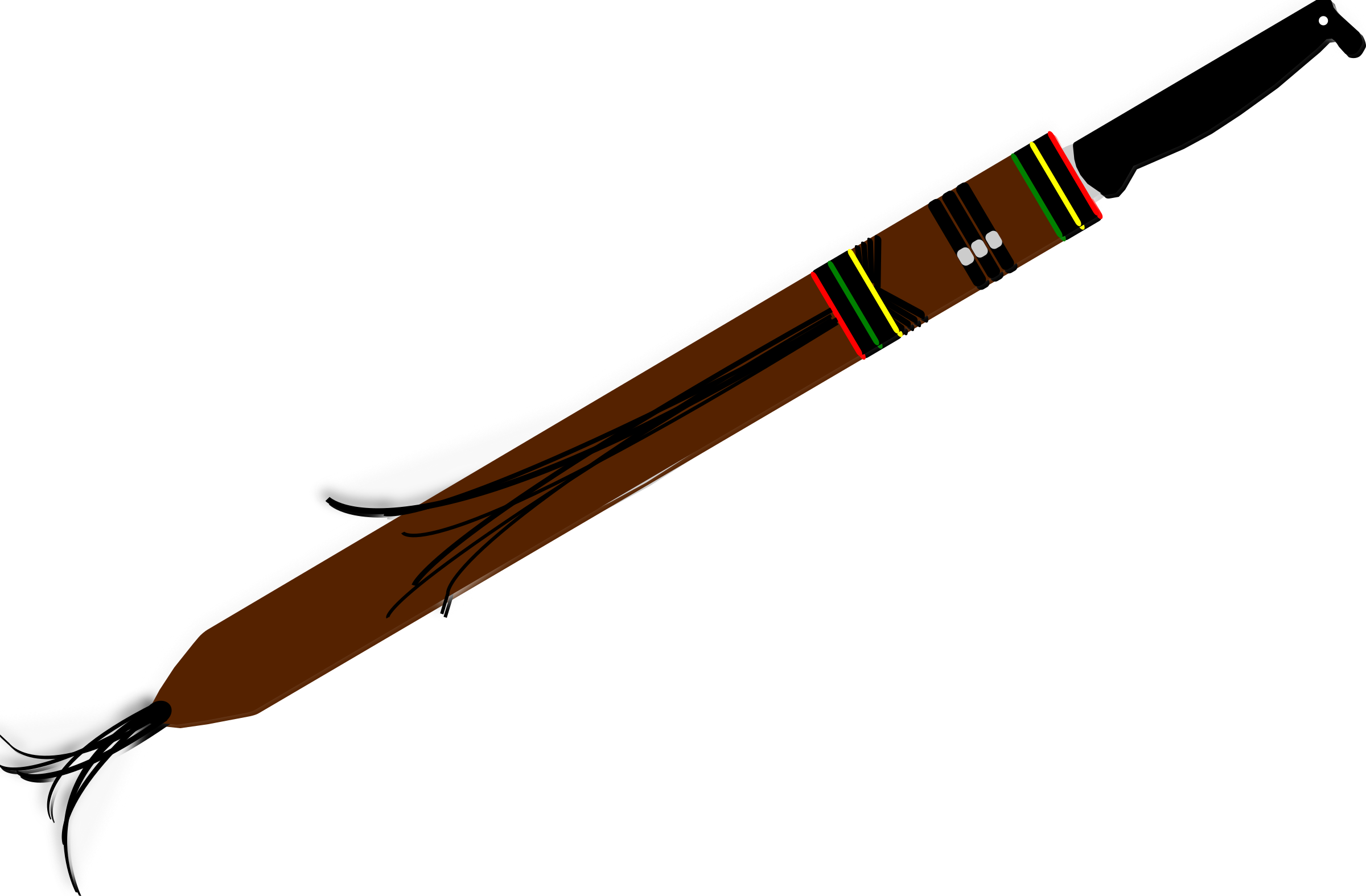 Colombian Machete  by Cuervo