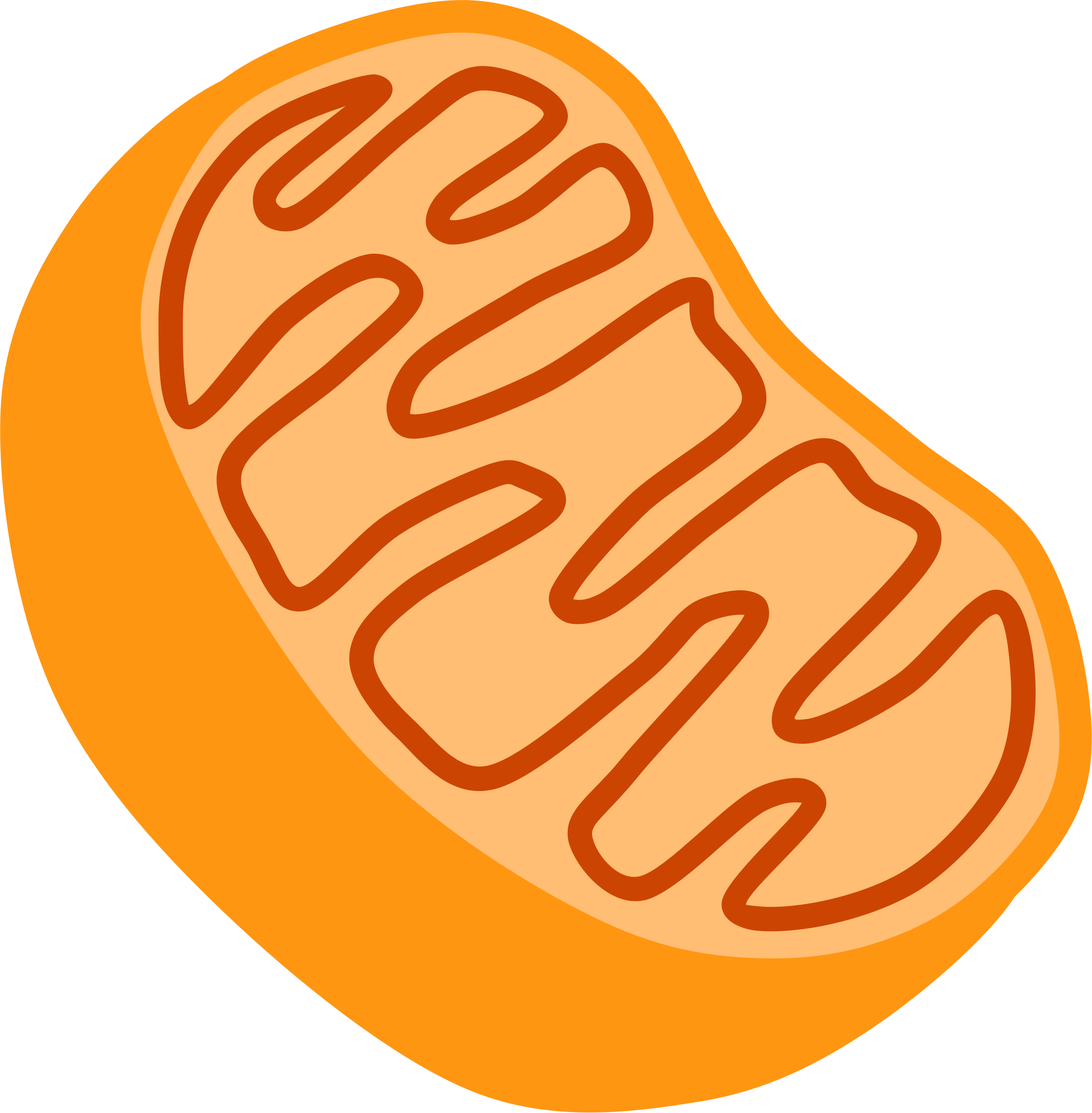 Mitochondria by Scout