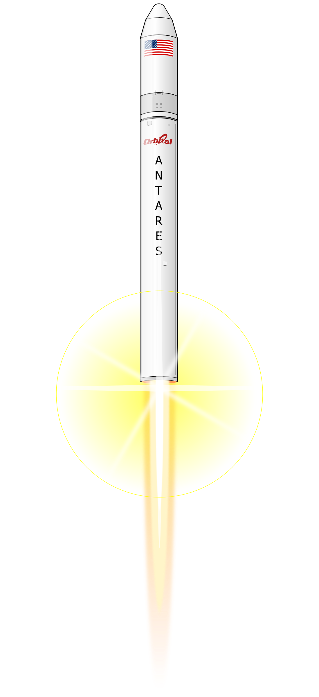 Antares (rocket) - Wikipedia