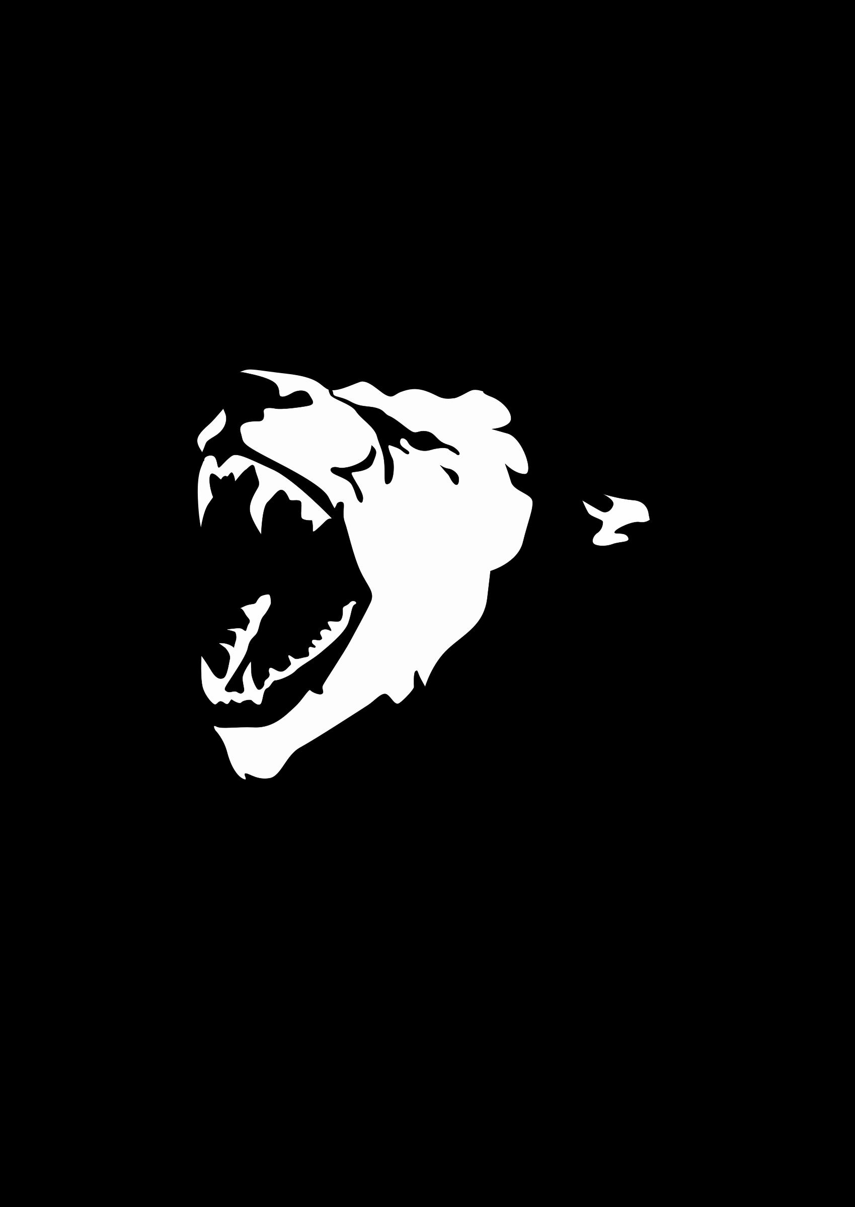clipart lion vector