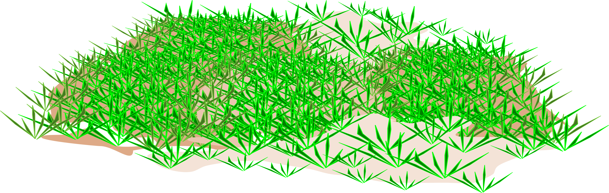 grass clip art free clipart panda free clipart images - 2400×761