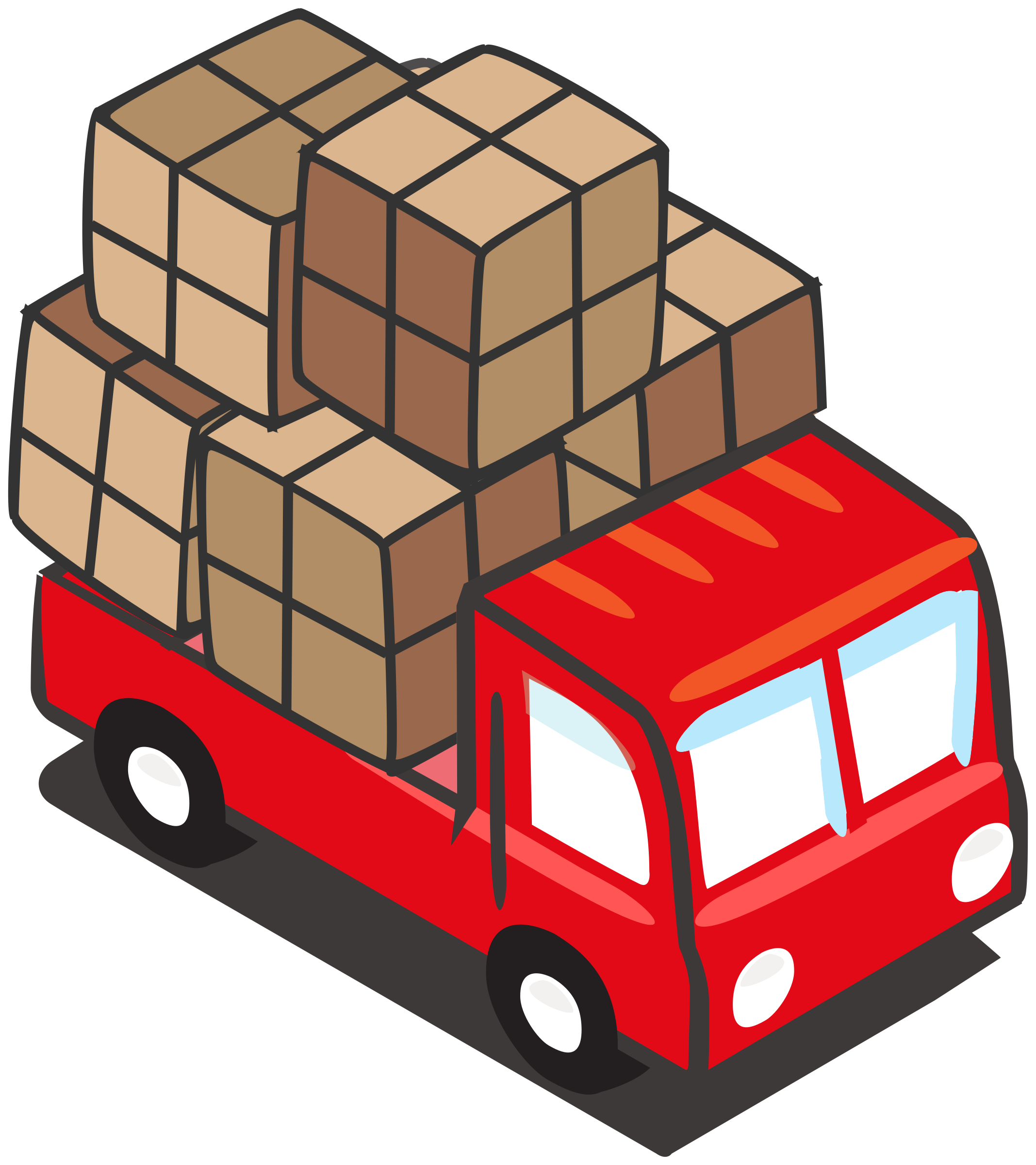clipart truck - photo #42