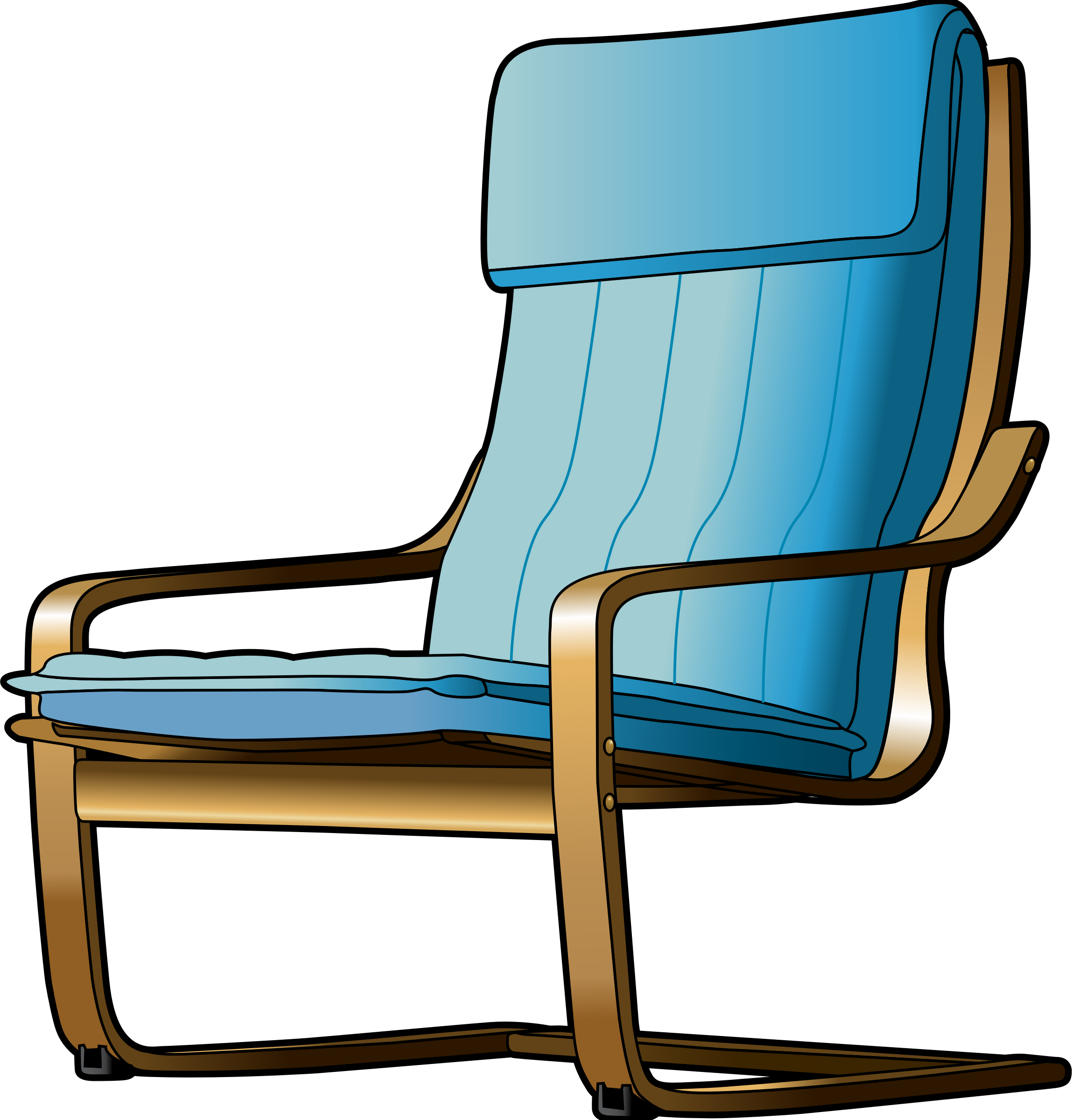 Armchair by Muga