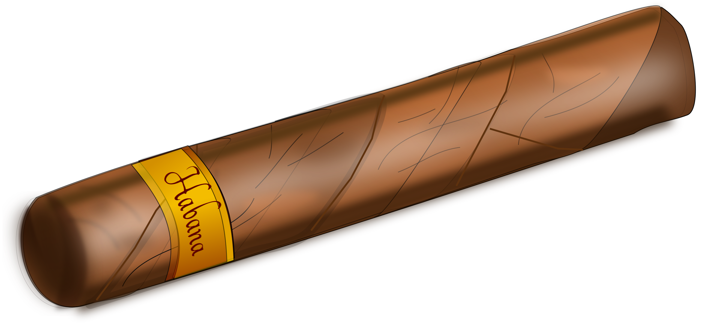 cuban cigar by netalloy