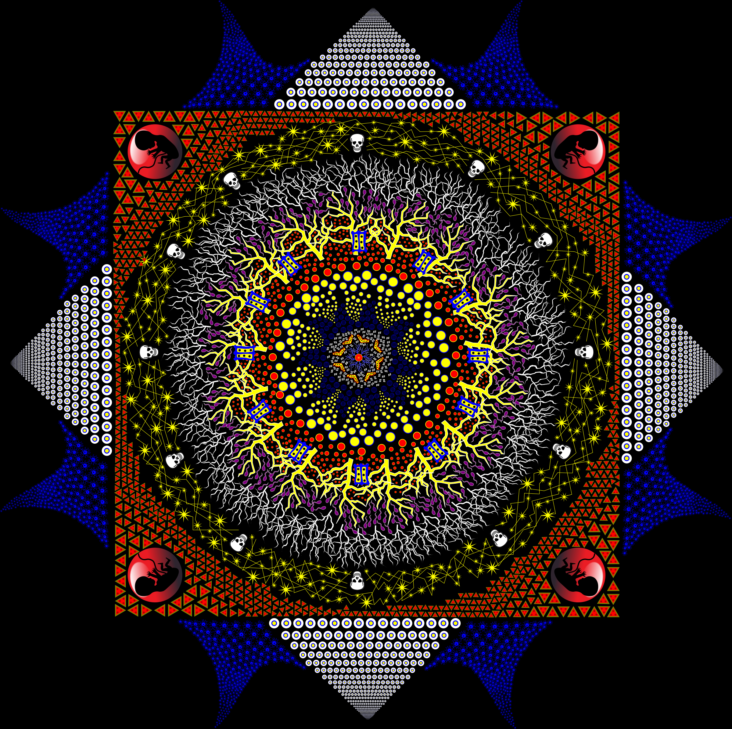Mandala by rampa