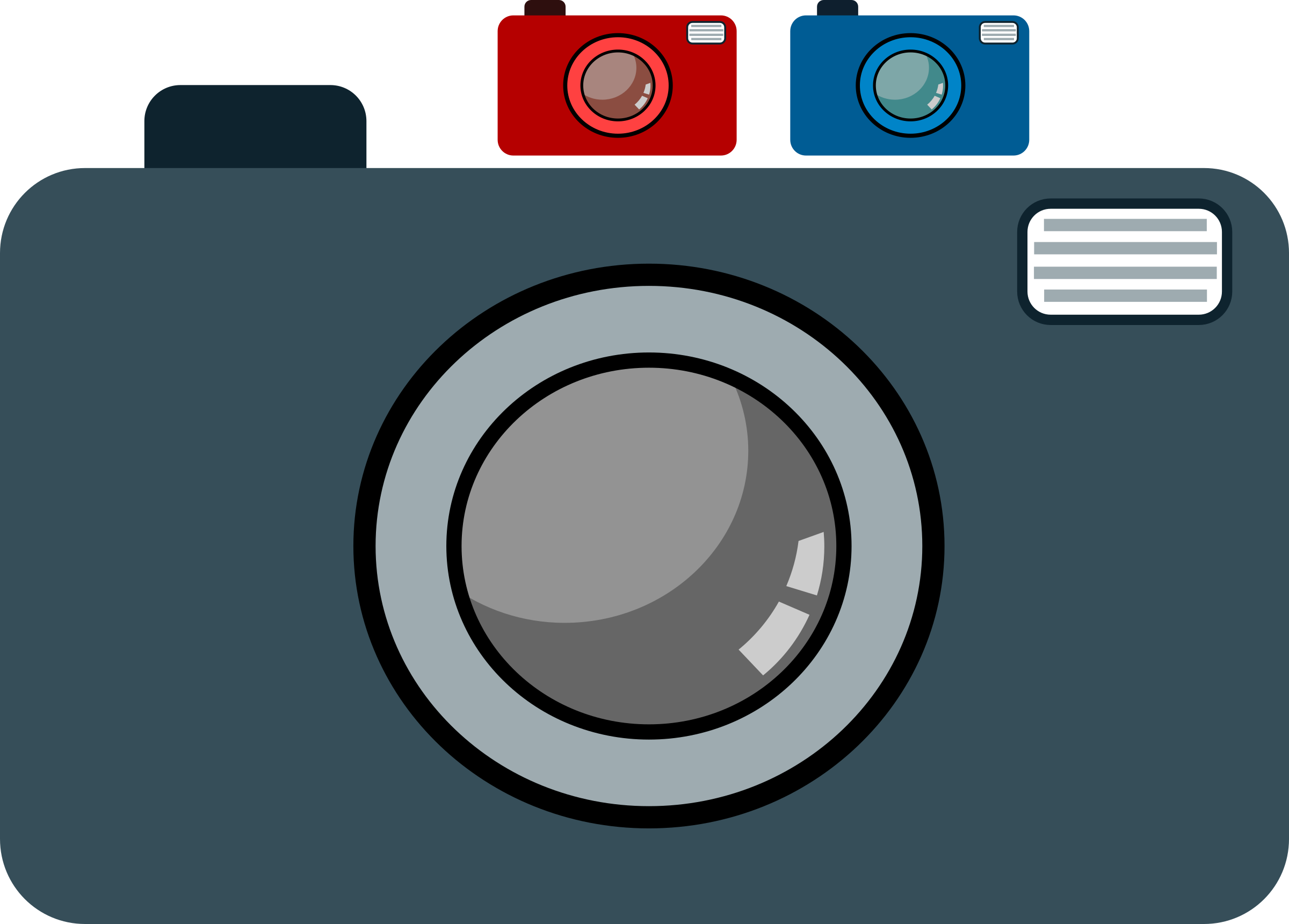 Camera icon remix by monsterbraingames