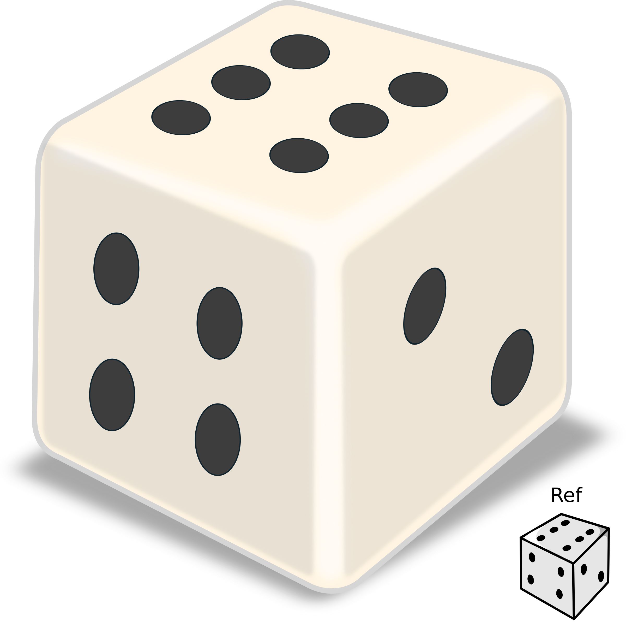 Shiny Dice by monsterbraingames